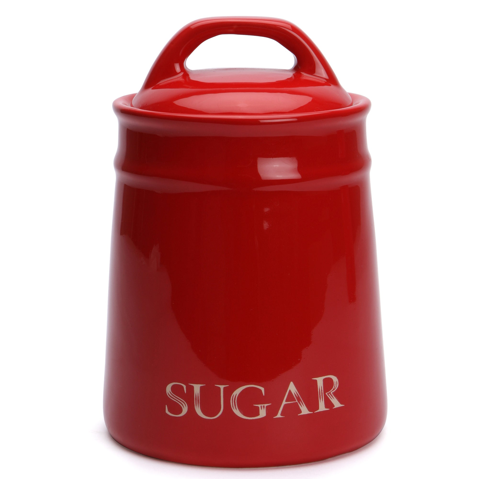 Red Country Collection Sugar Canister