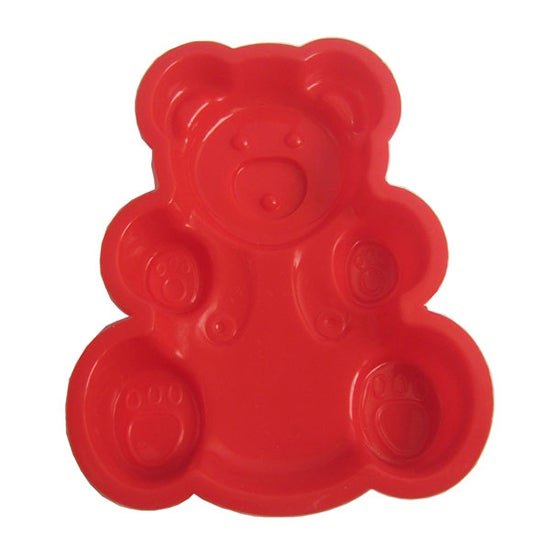 Silicone Collection Bear Mould