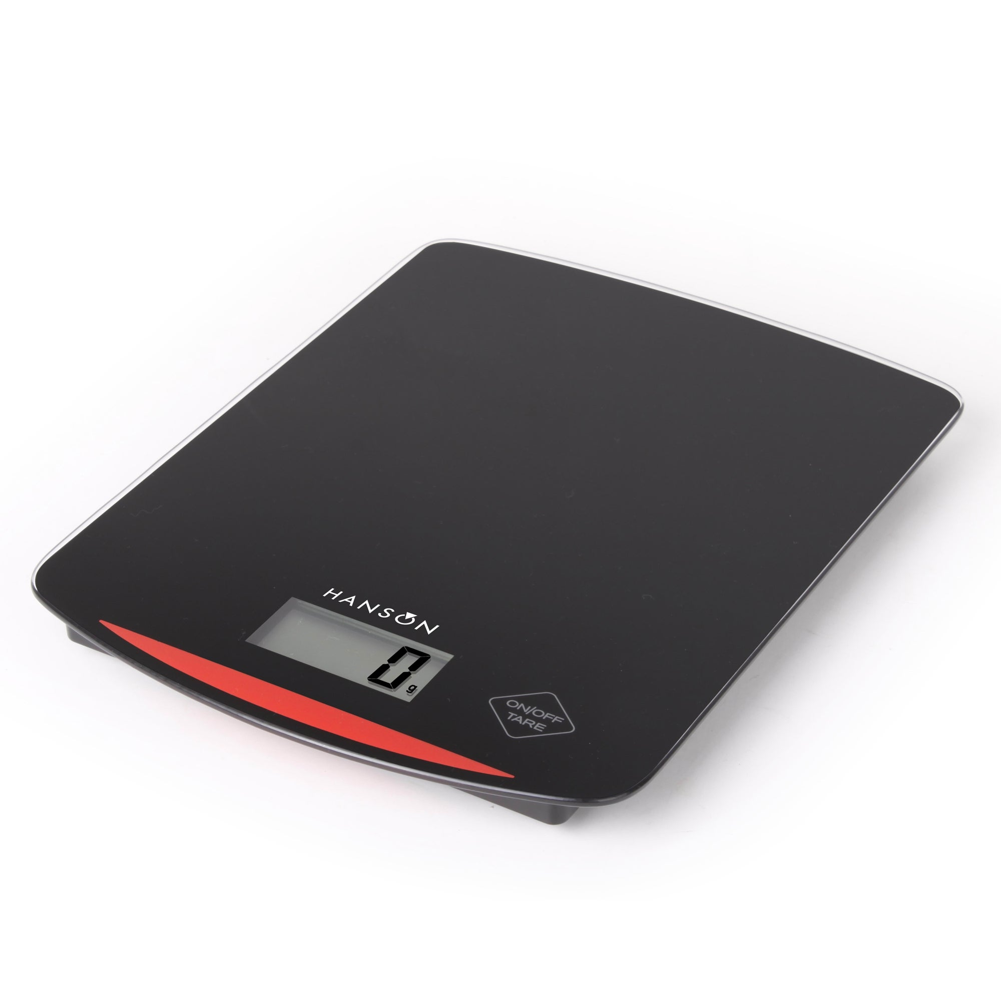 Hanson H72 10kg Electronic Glass Kitchen Scale