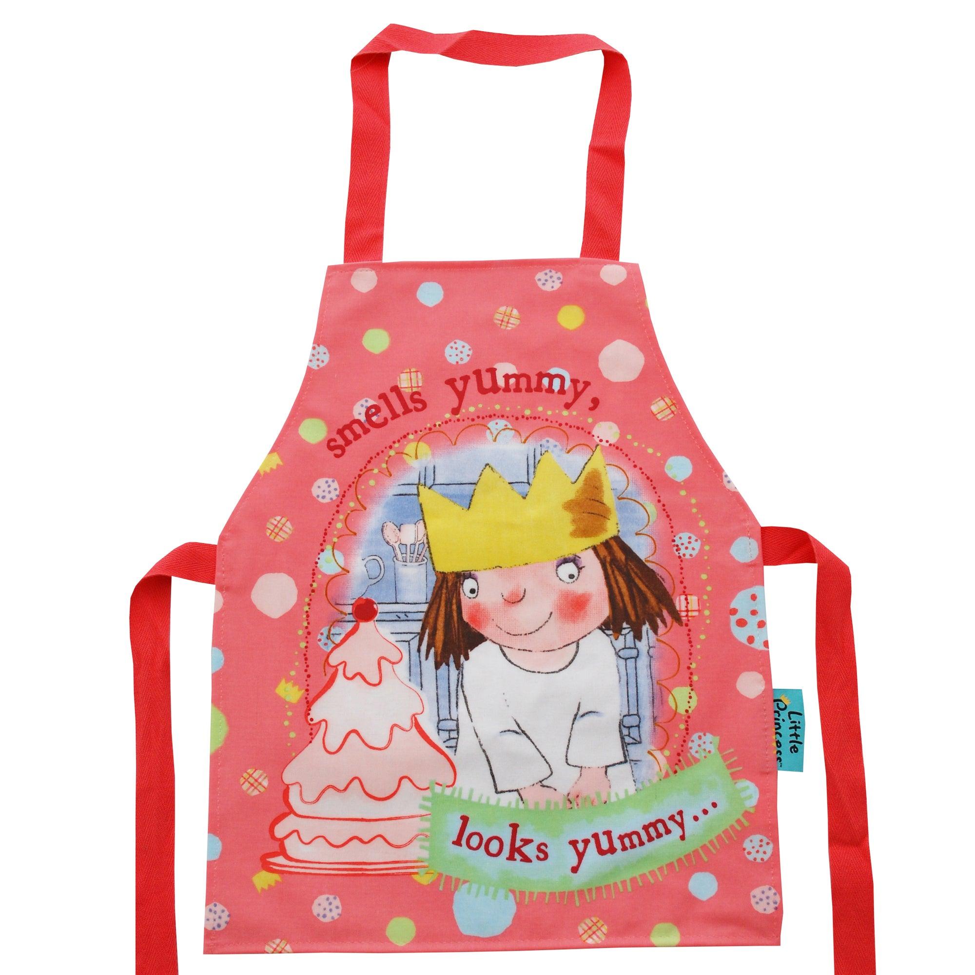 Kids Little Princess Apron