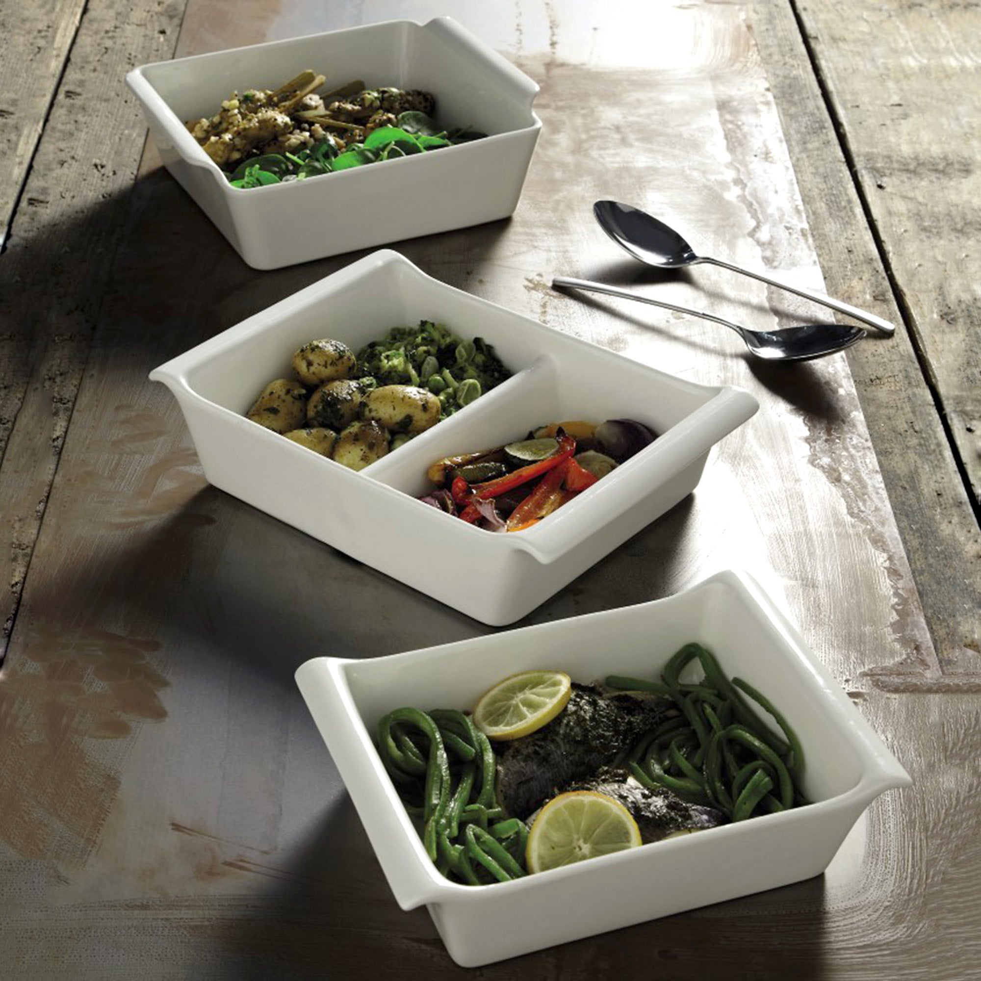 Pausa Collection Rectangular Dish