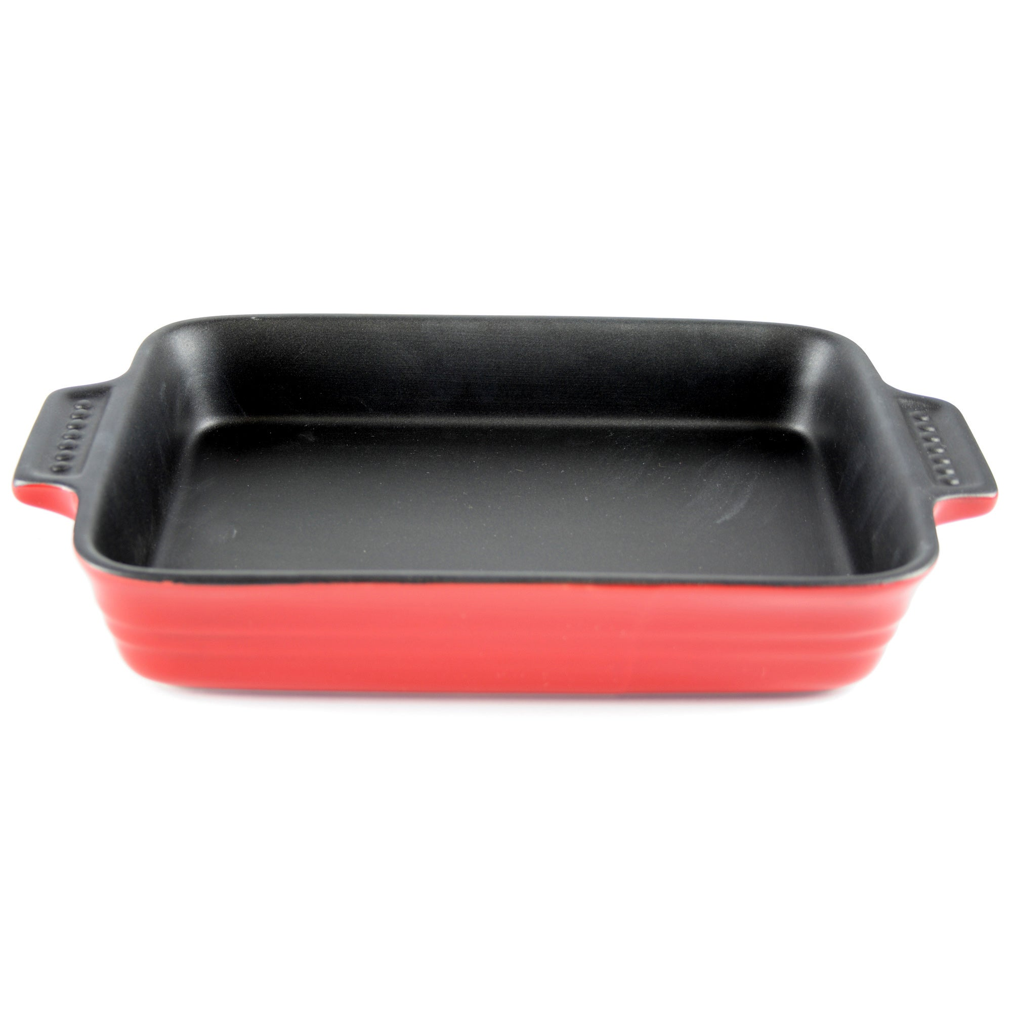 Red Spectrum Collection Non Stick Rectangular Roaster
