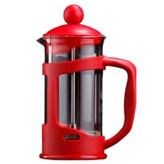 Red Spectrum 3 Cup Cafetiere