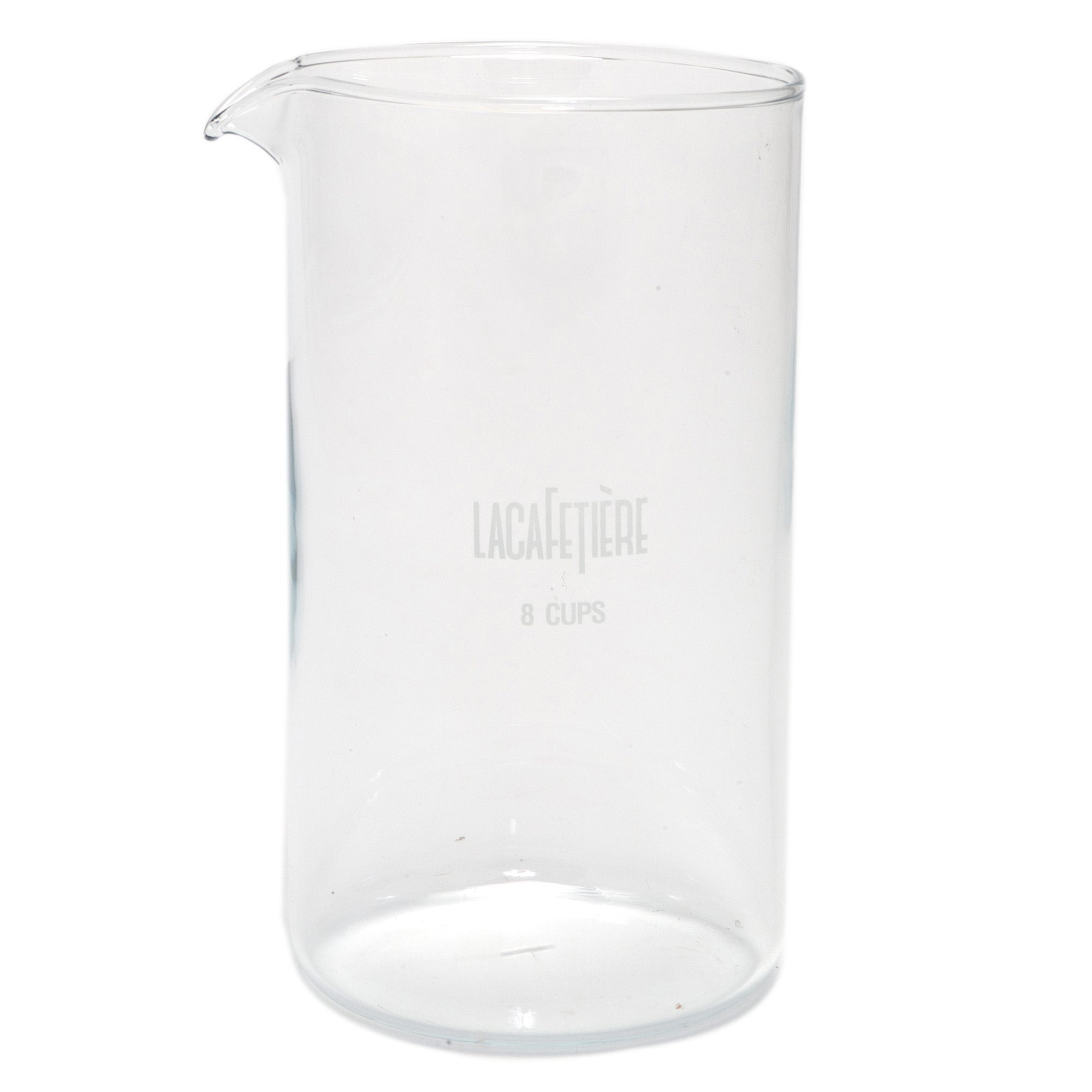 La Cafetiere 8 Cup Spare Glass