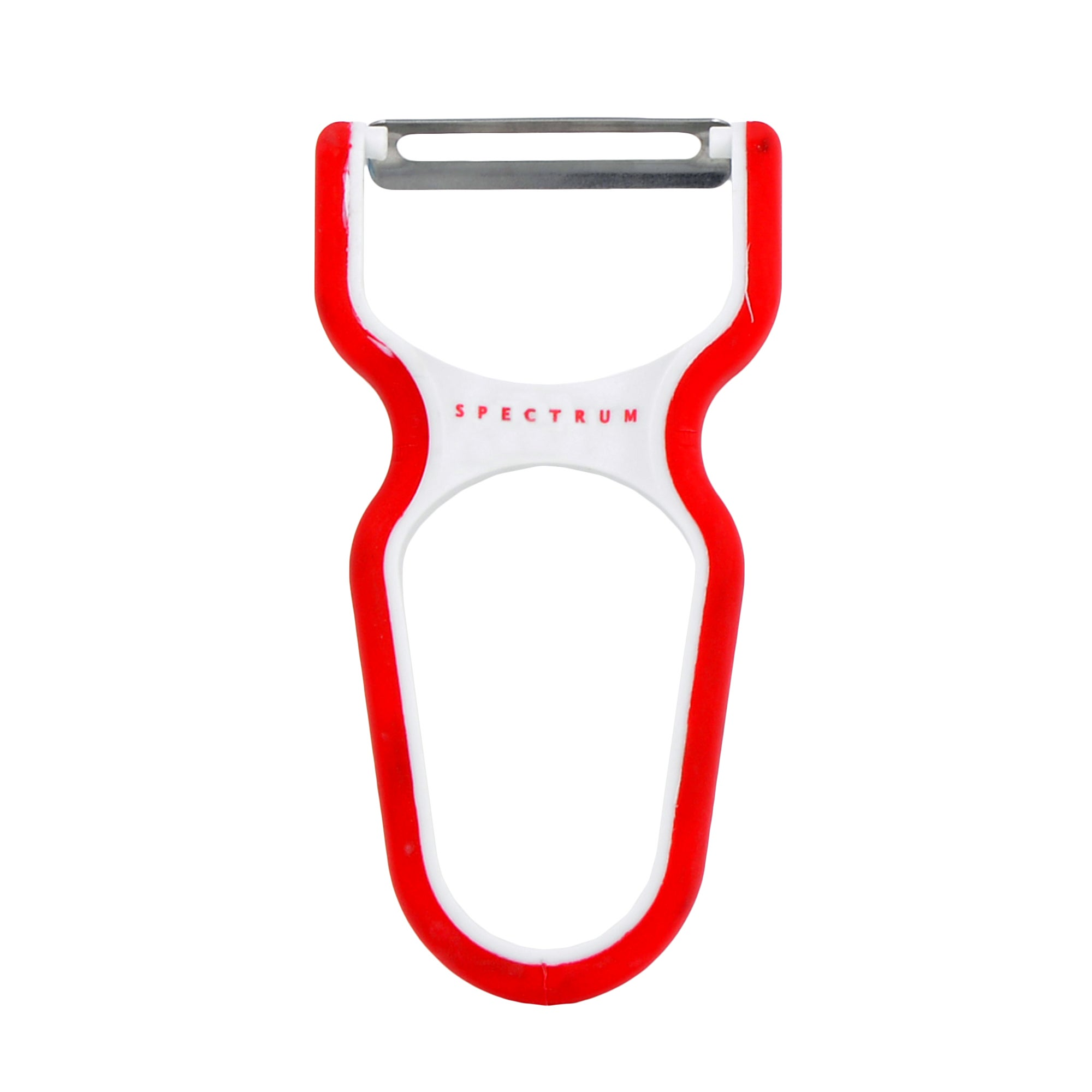 Red Spectrum Collection Soft Touch Peeler