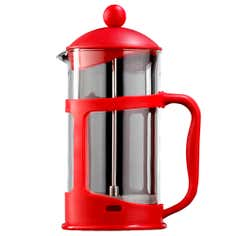Red Spectrum Collection 8 Cup Cafetiere