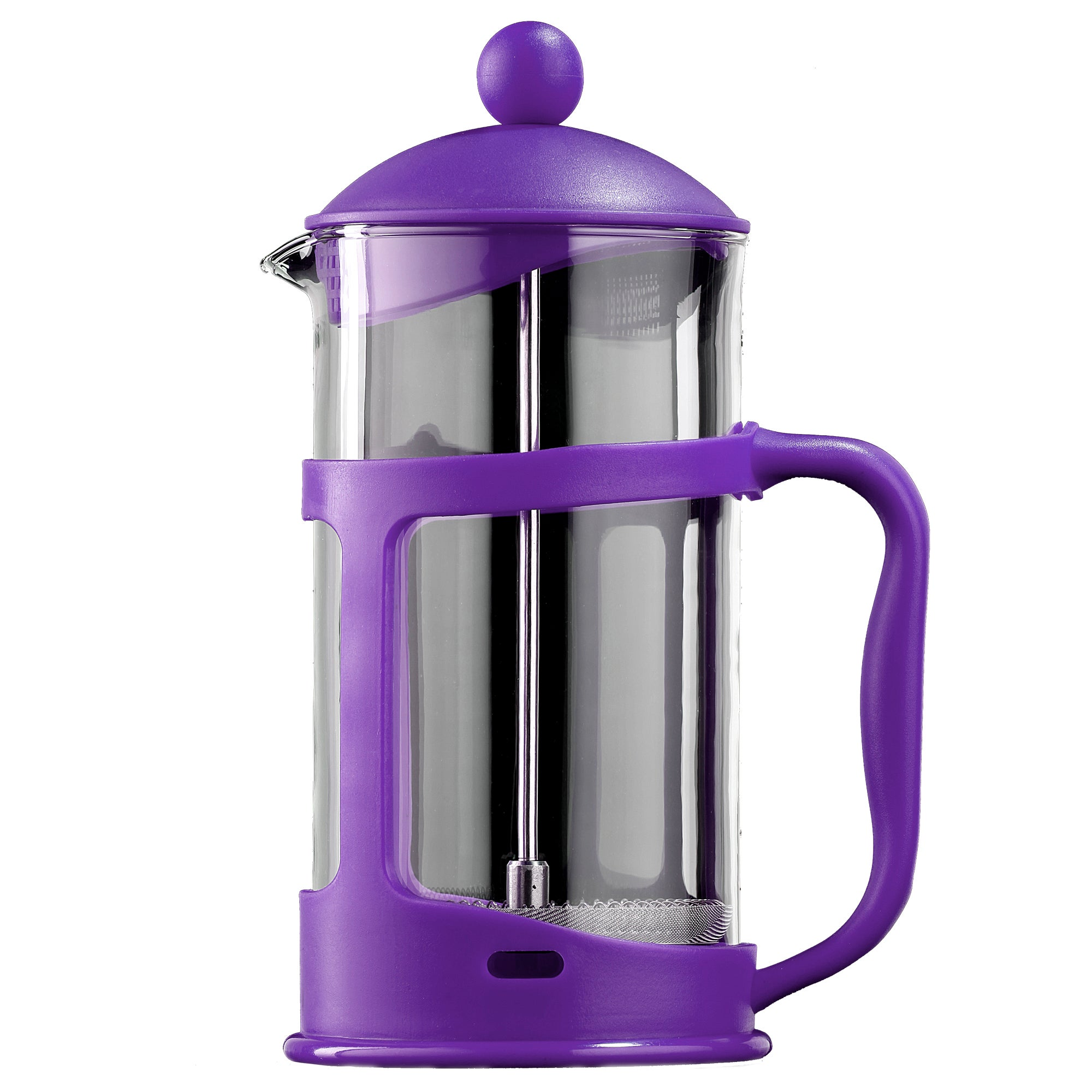Purple Spectrum Collection 8 Cup Cafetiere