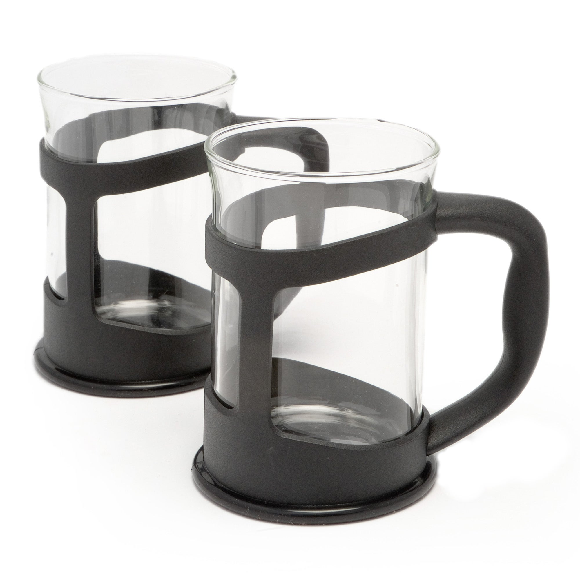 Black Spectrum Collection Set of 2 Cups