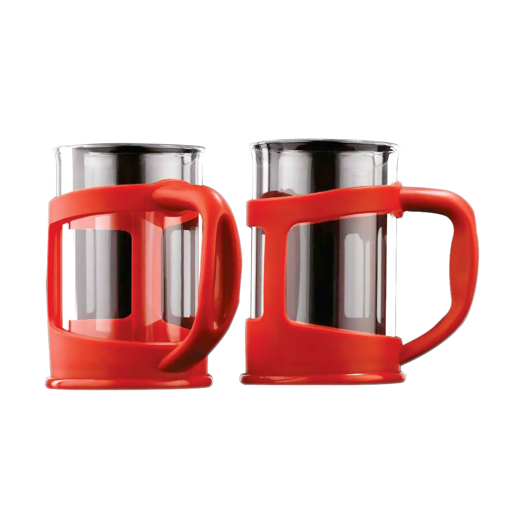 Red Spectrum Collection Set of 2 Cups