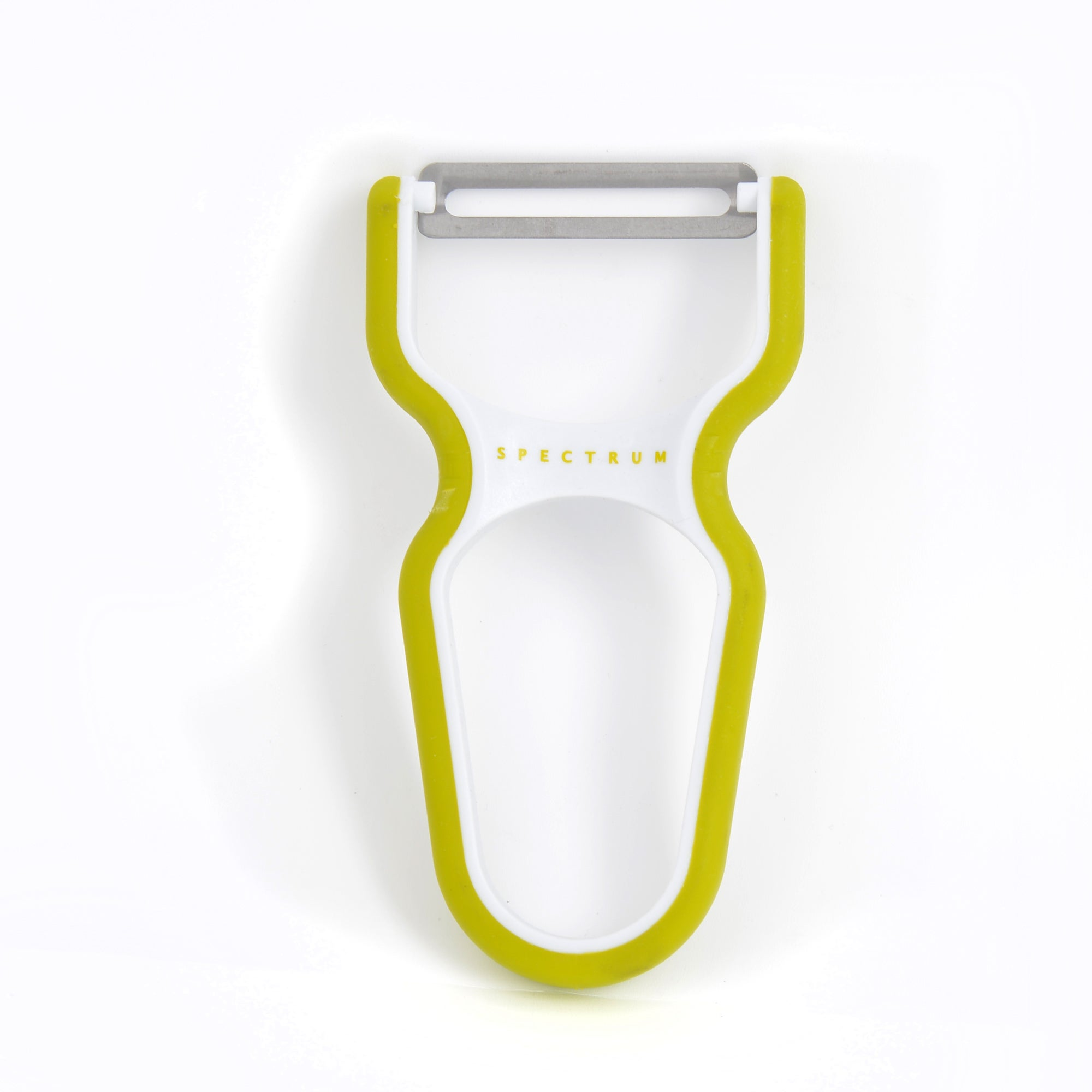 Lime Spectrum Collection Soft Touch Peeler