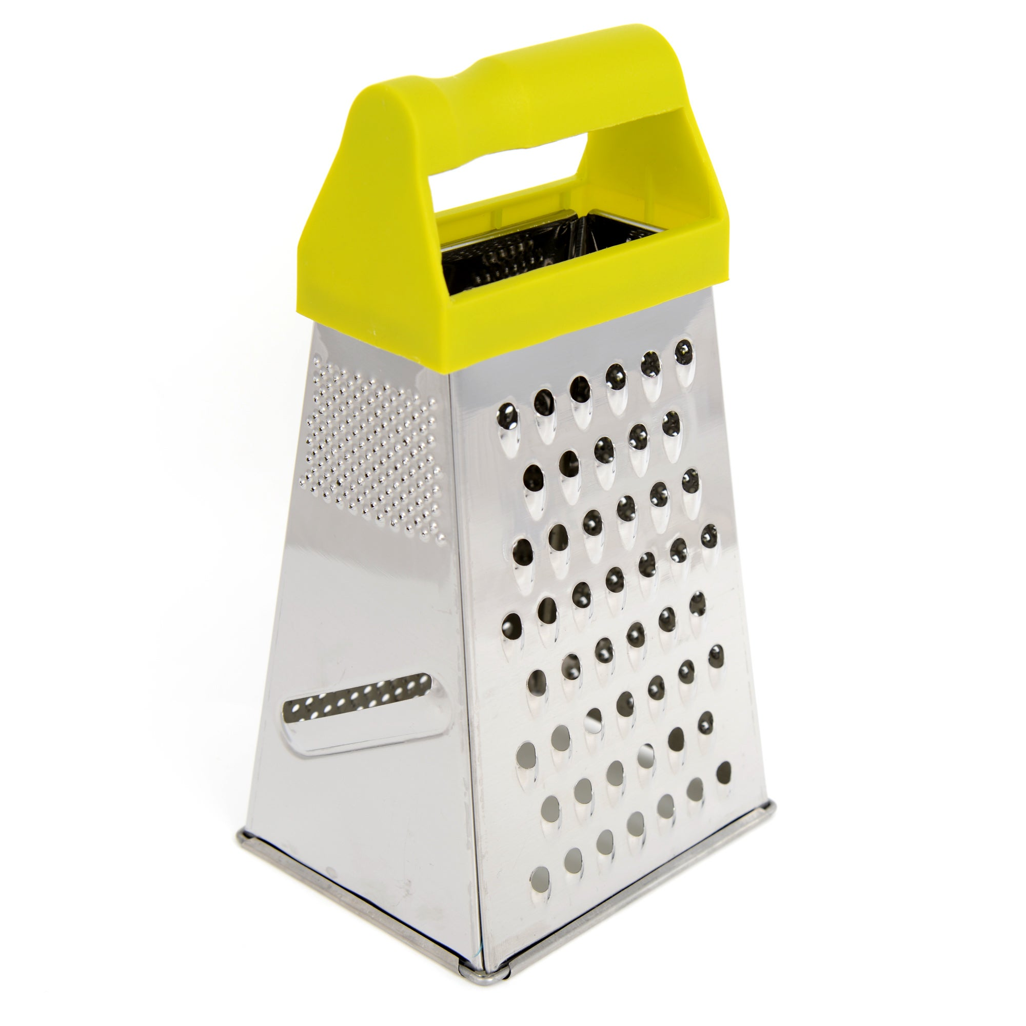 Lime Spectrum Collection Box Grater