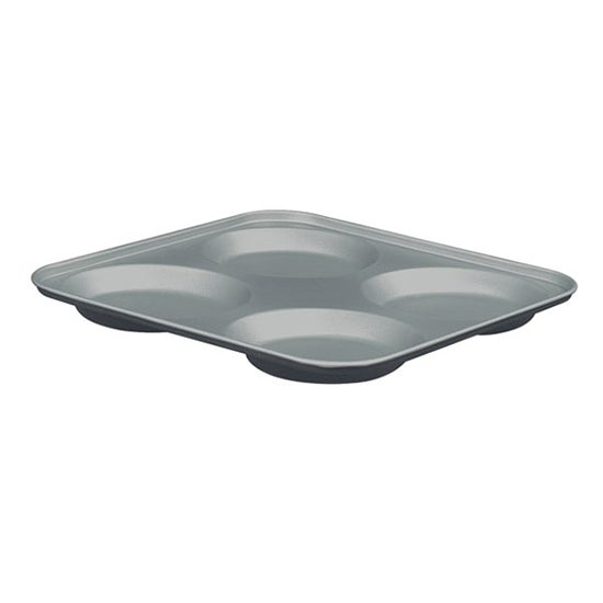 Cookshop Collection 4 Cup Yorkshire Pudding Tray