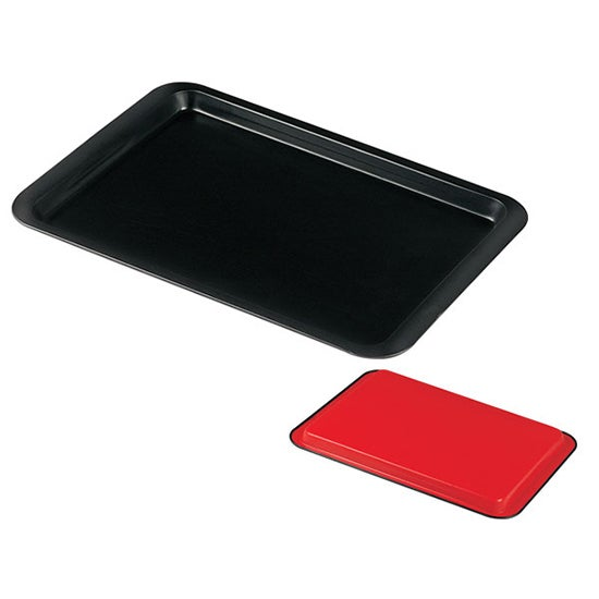 Red Spectrum Collection Oven Tray
