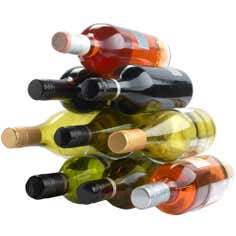 RakaStaka Pack of 2 Wine Bottle Holders