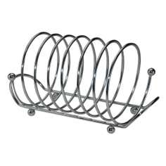 Chrome Toast Rack
