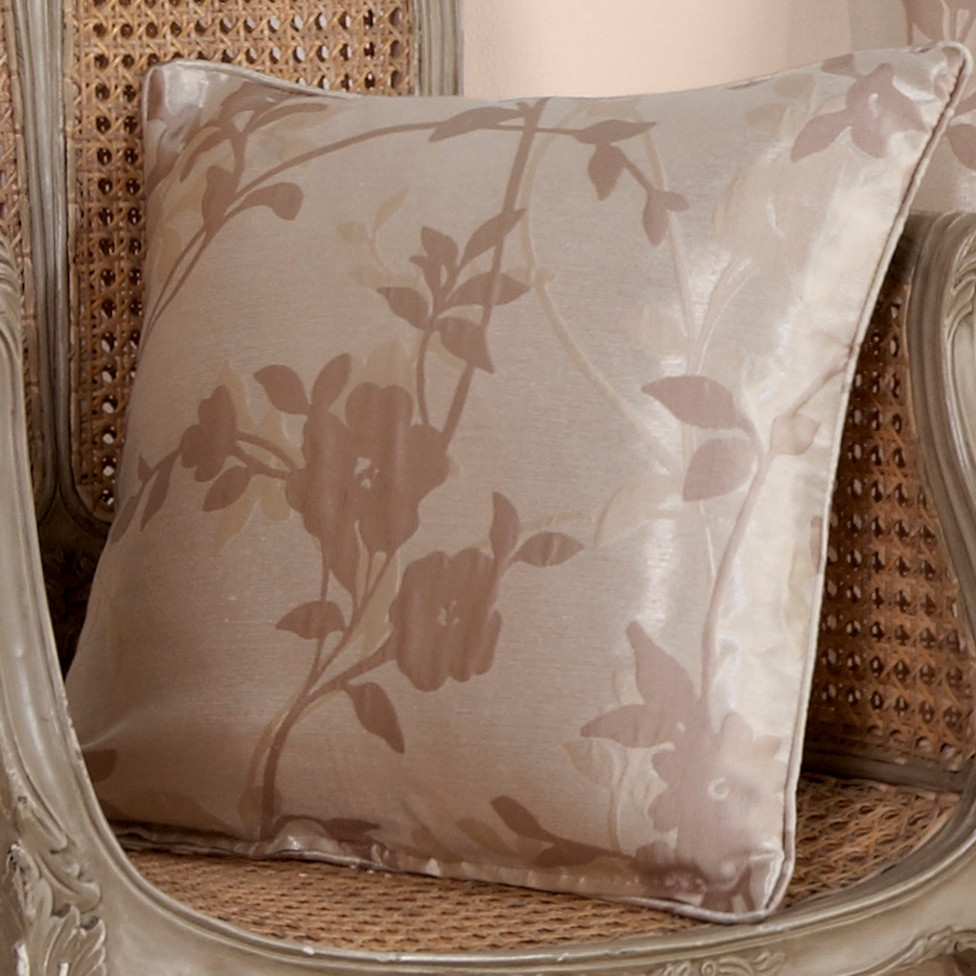 Natural Arianna Collection Cushion