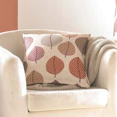 Terracotta Regan Collection Cushion
