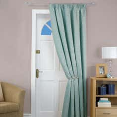 Duck Egg Toledo Collection Door Curtain