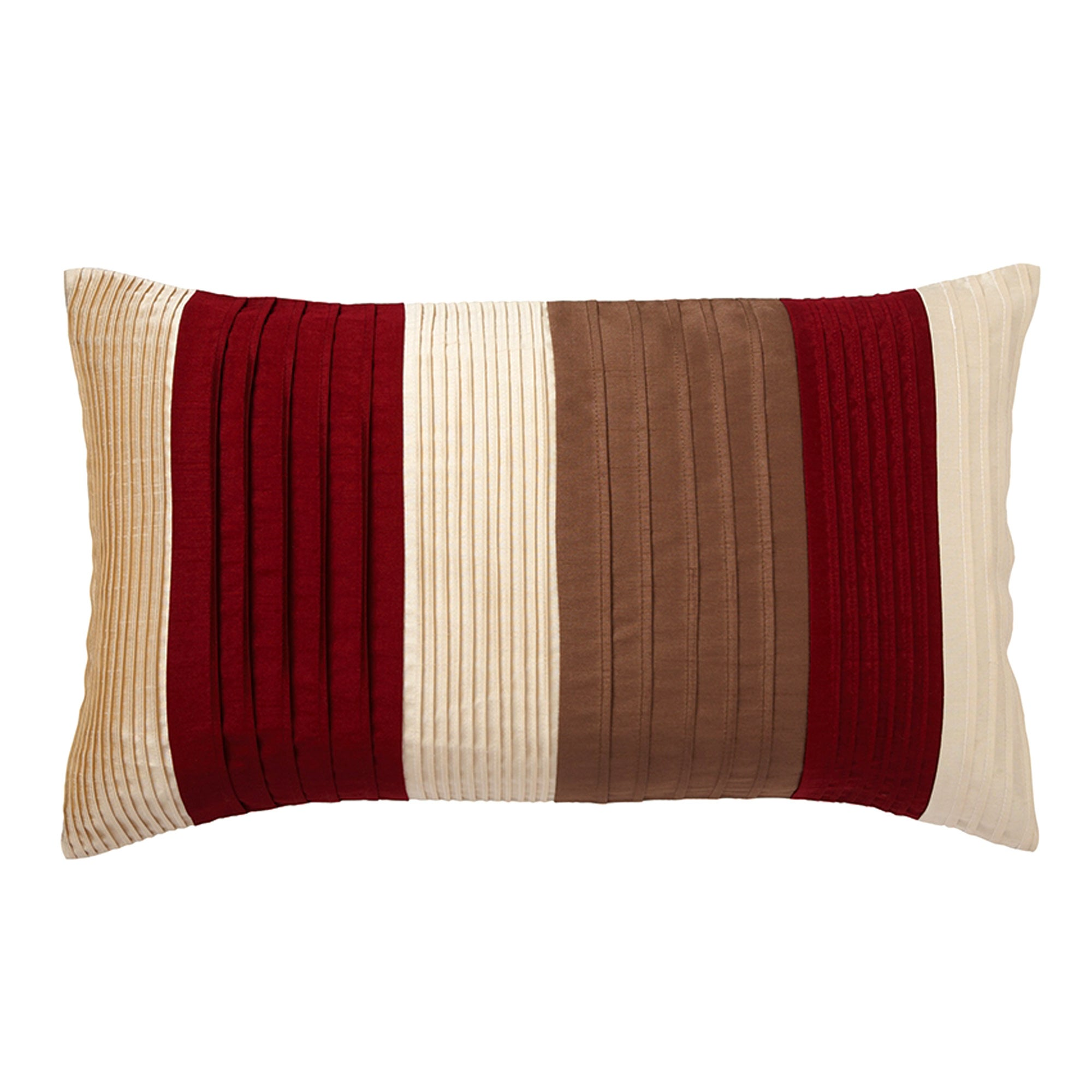 Padstow Pleat Cushion
