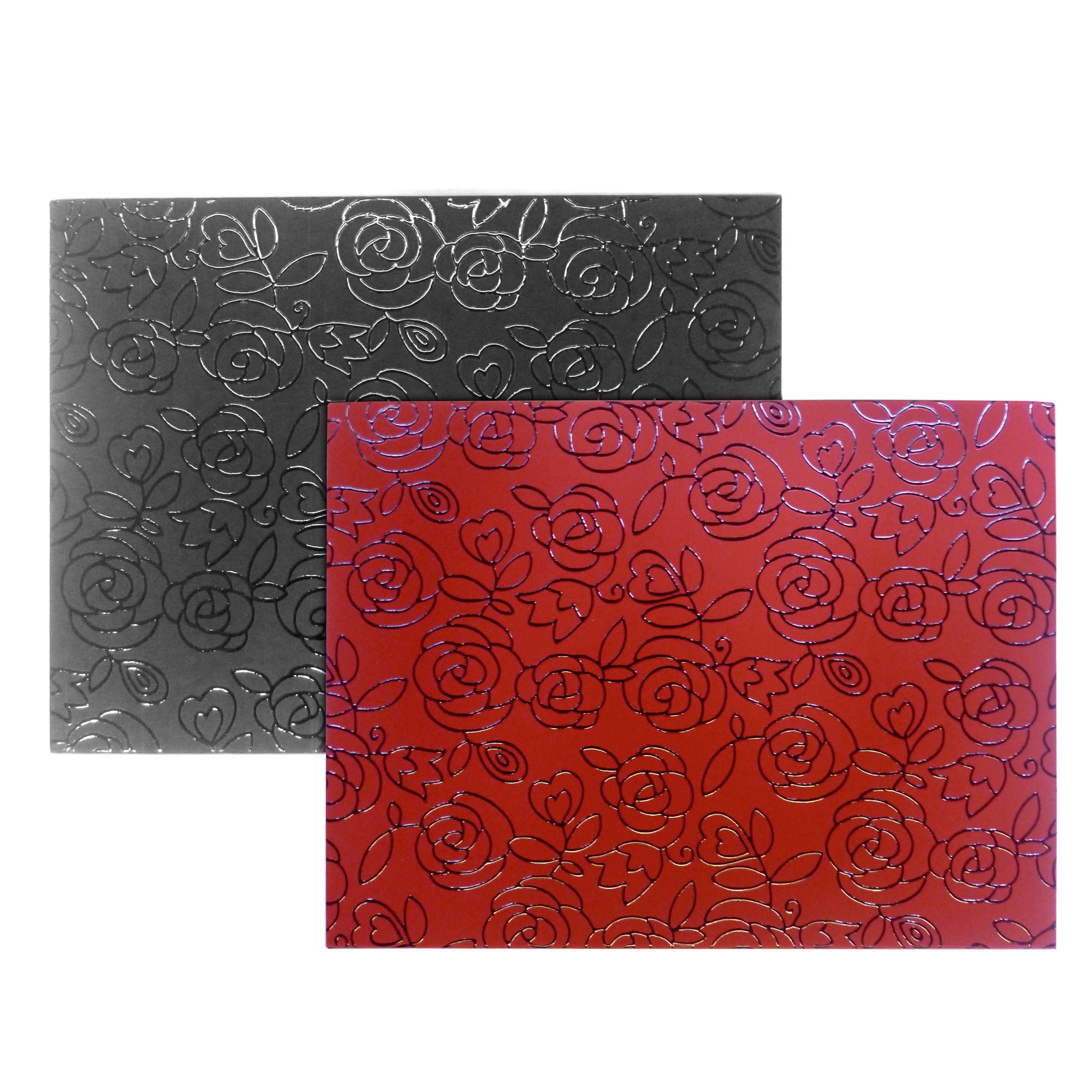 Floral Collection Set of Four Reversible Placemats