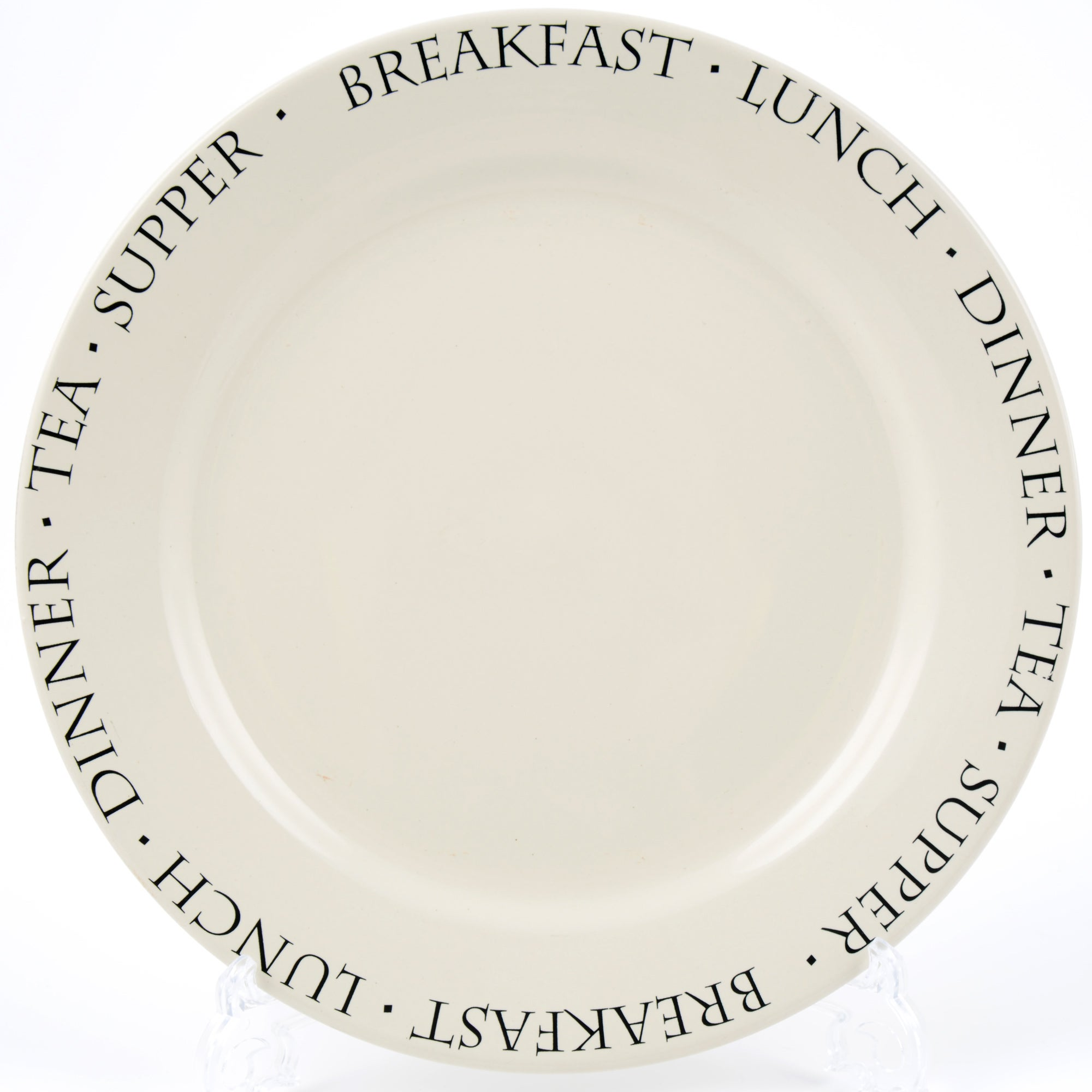 Glorious Food Collection Dinner Plate
