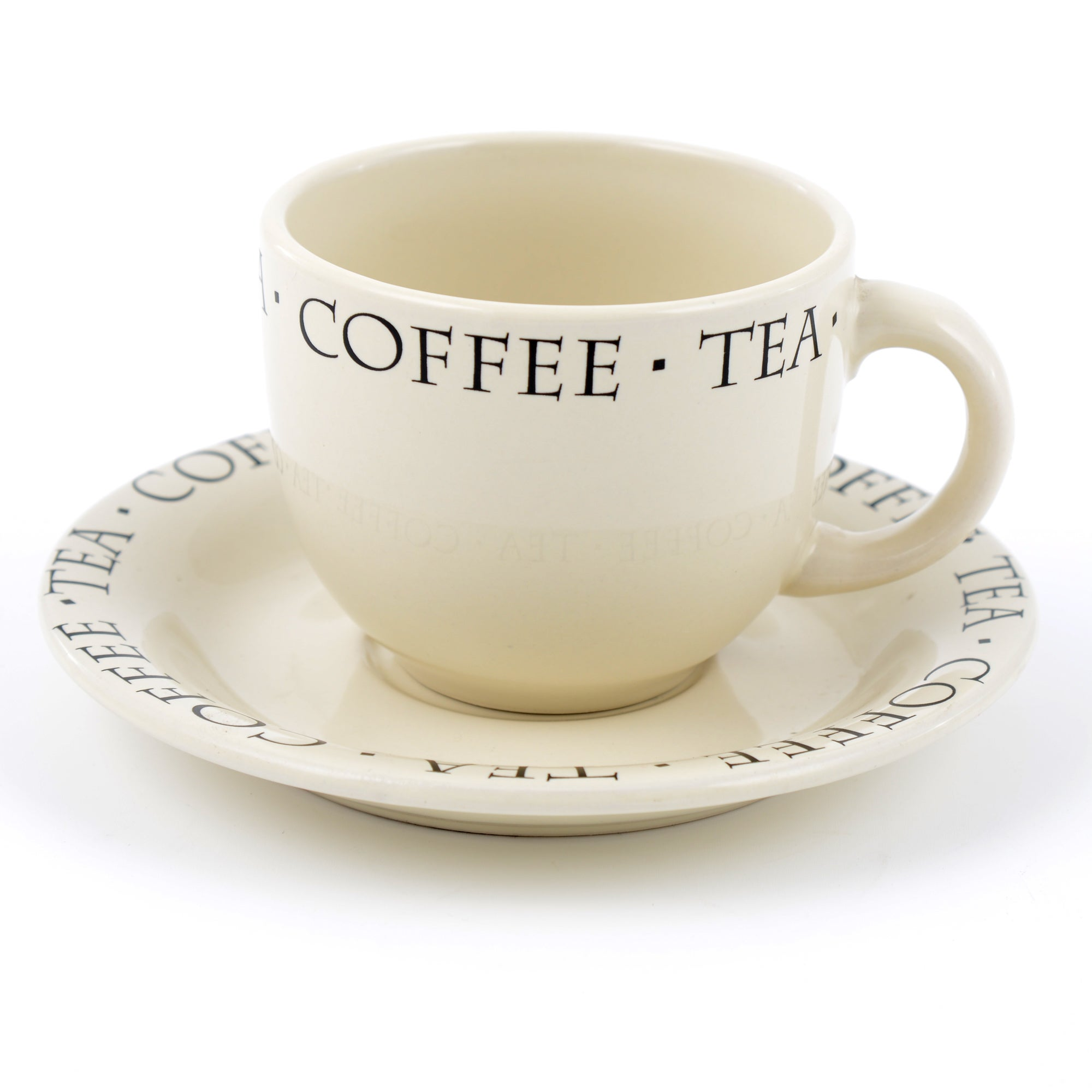 Glorious Food Collection Tea Cup & Saucer