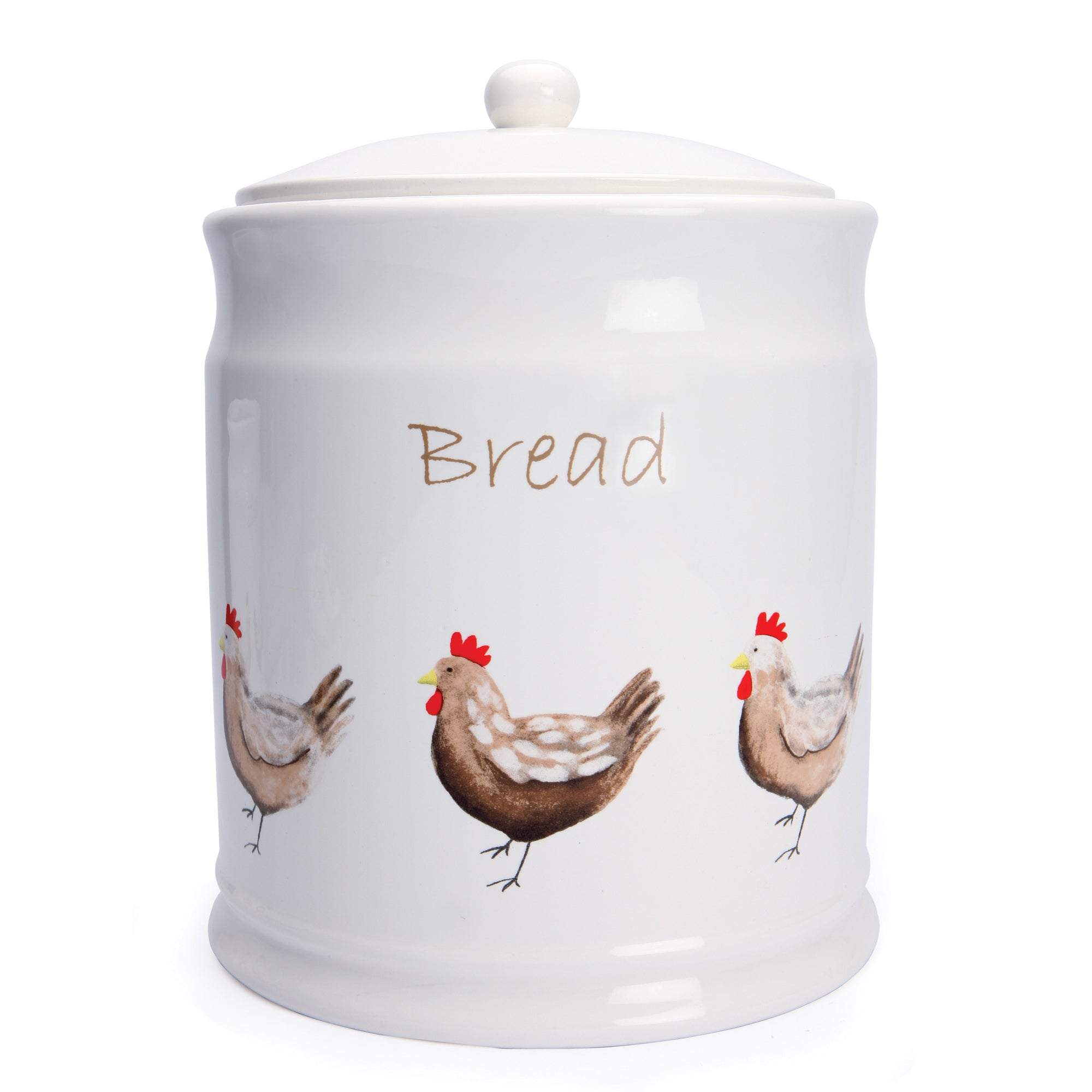 Henrietta Collection Bread Canister