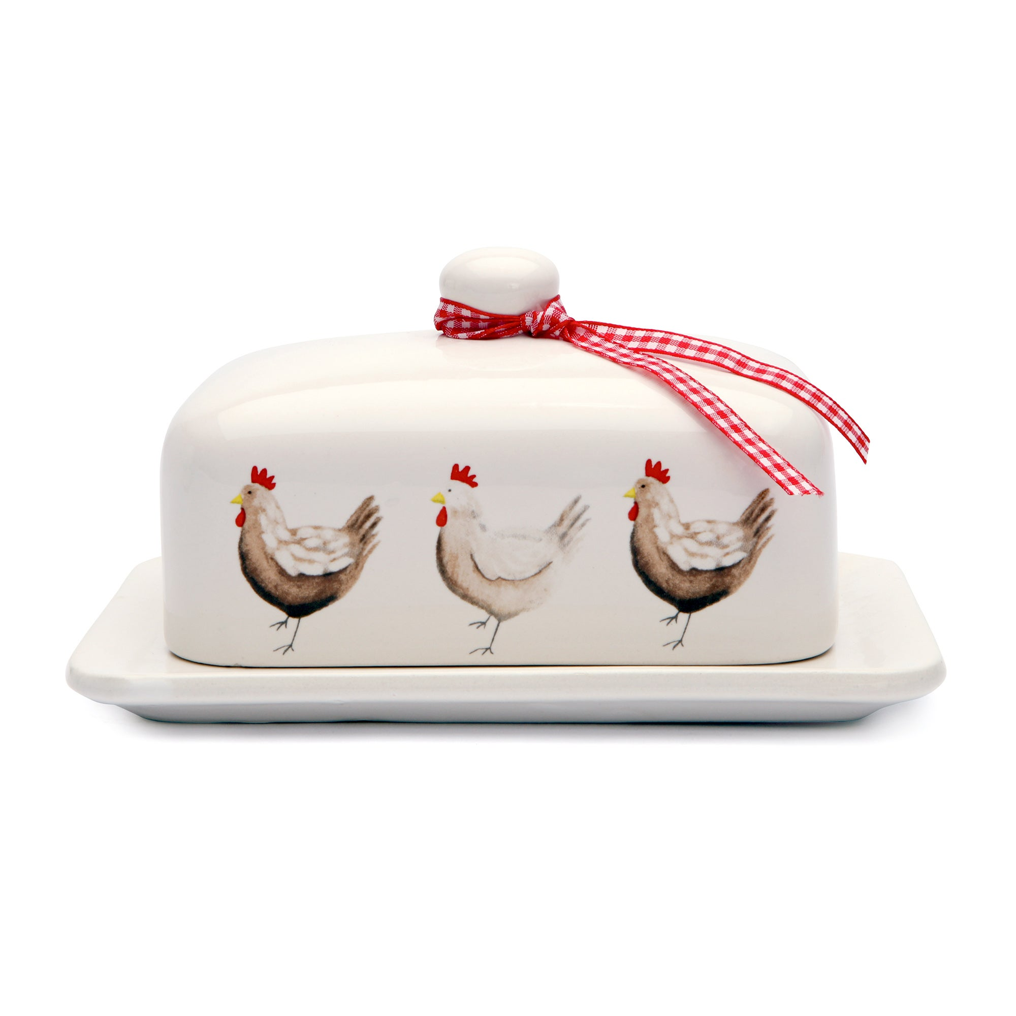 Henrietta Collection Butter Dish