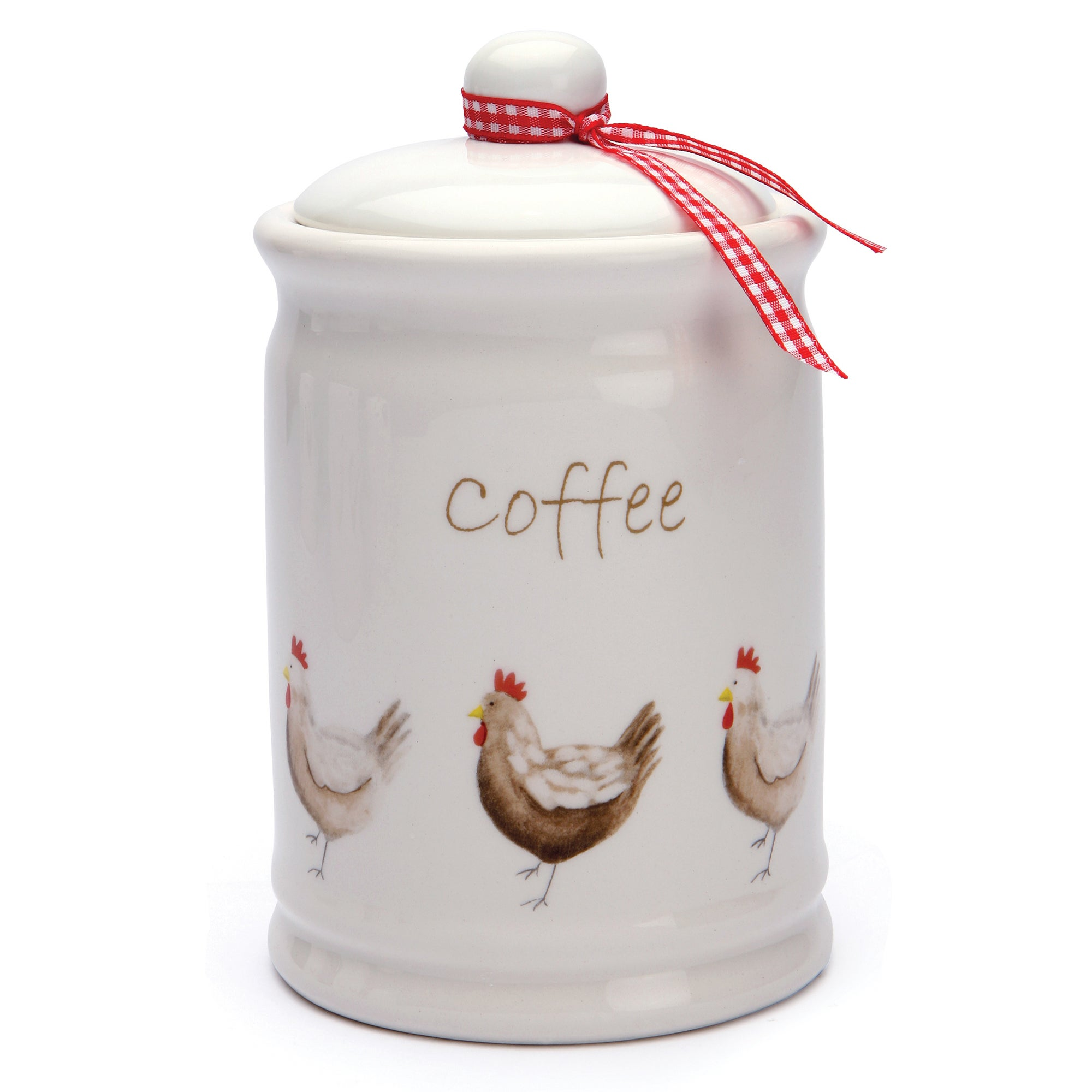 Henrietta Collection Coffee Canister