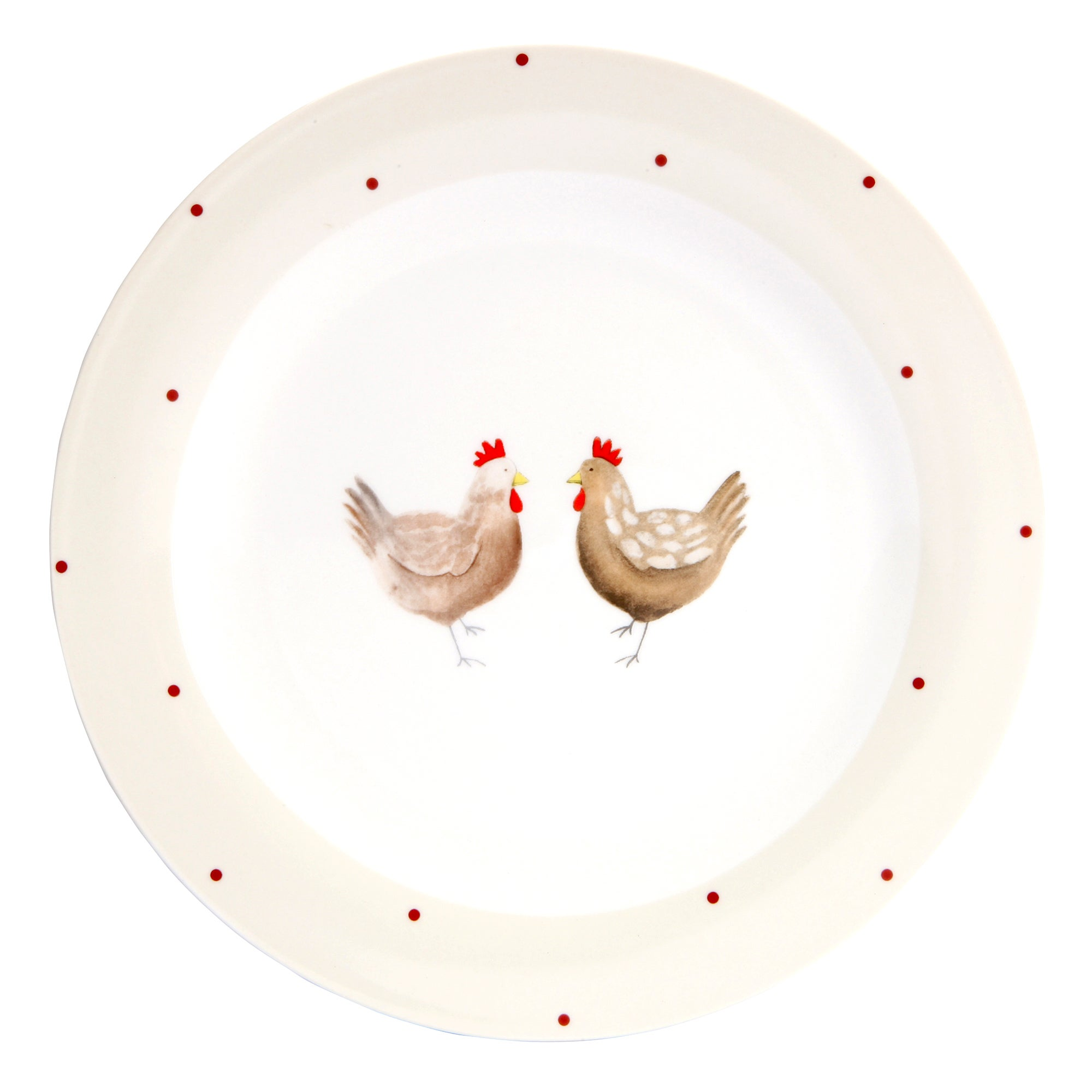 Henrietta Collection Dinner Plate