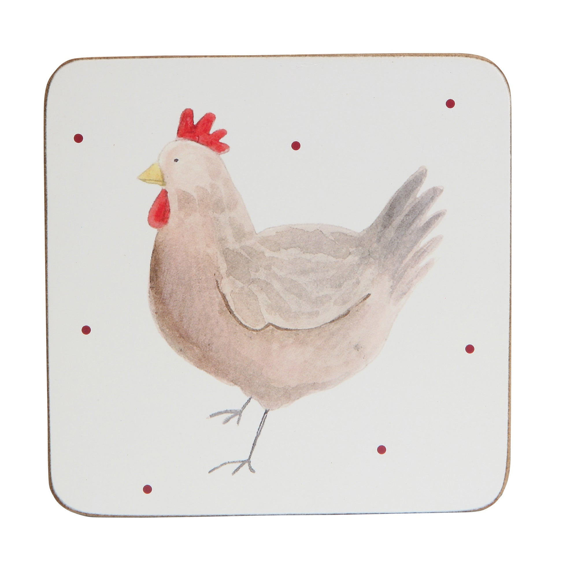Henrietta Collection Set of 4 Coasters