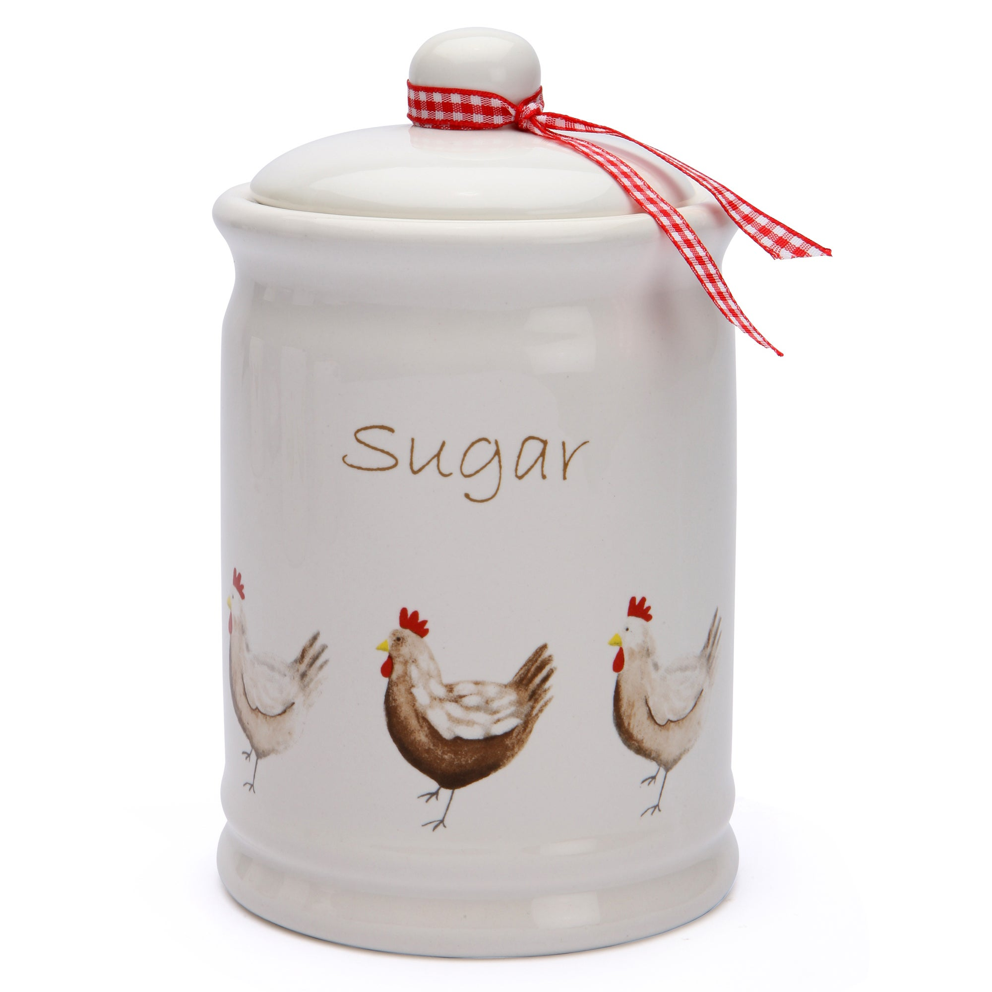 Henrietta Collection Sugar Canister