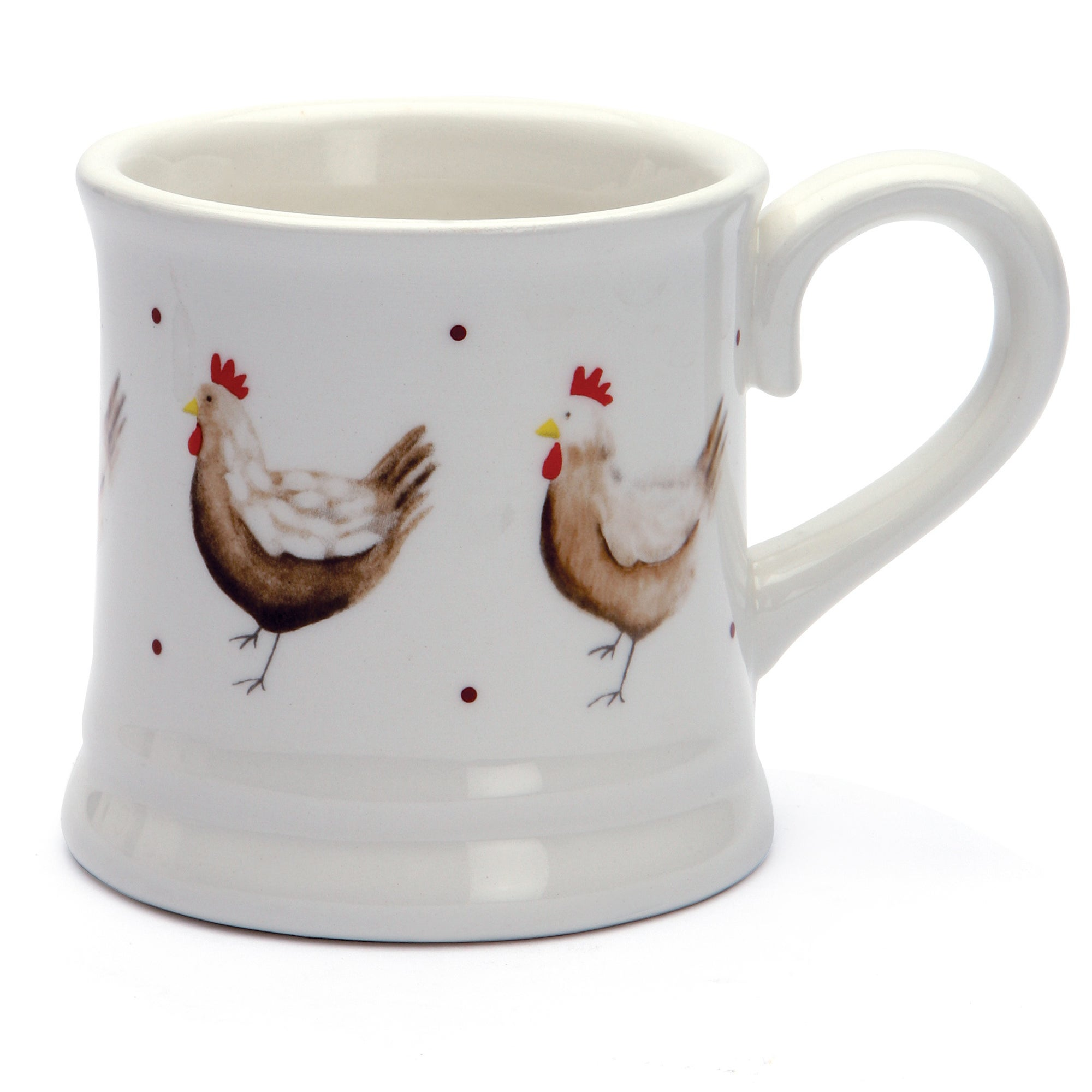 Henrietta Collection Tankard Mug