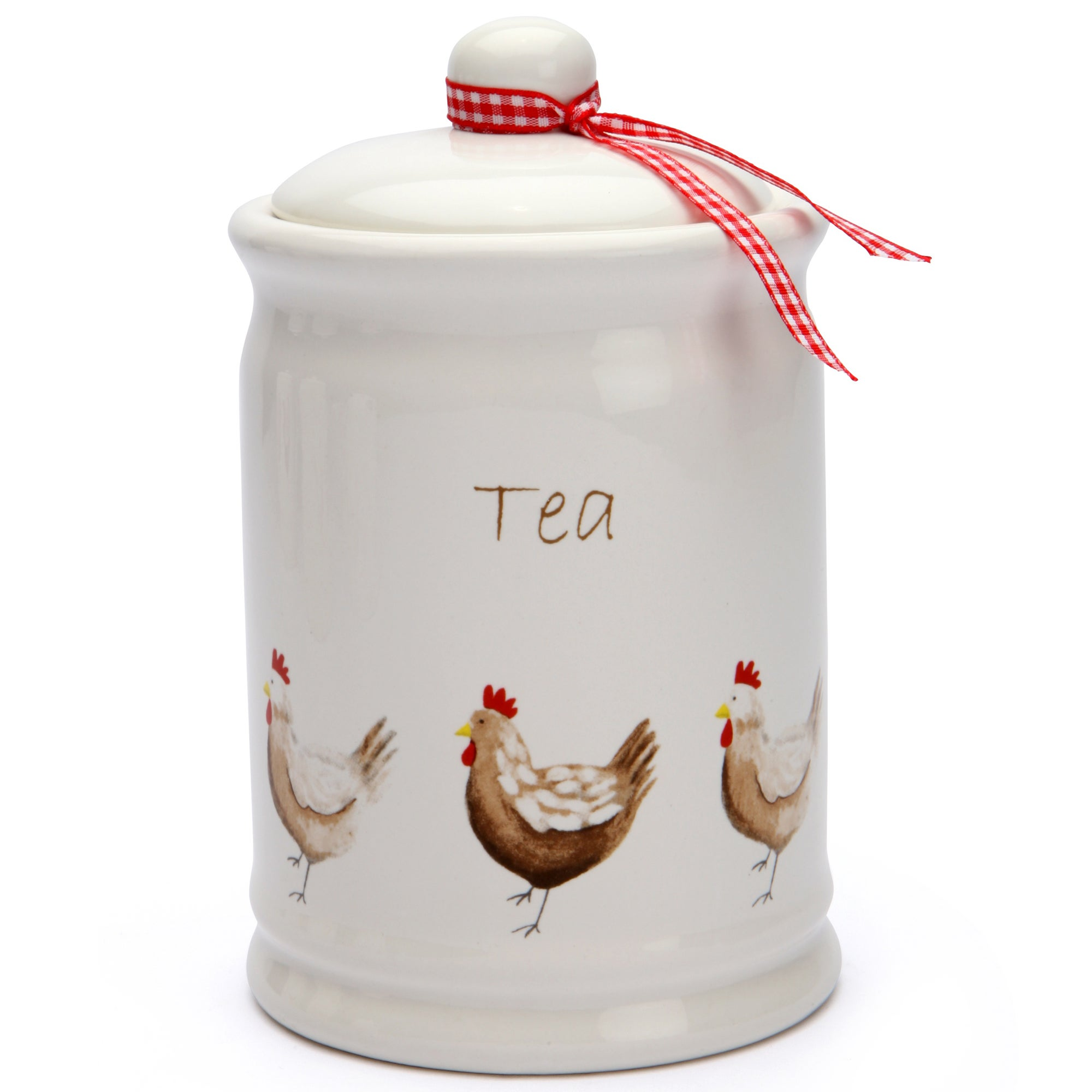 Henrietta Collection Tea Canister