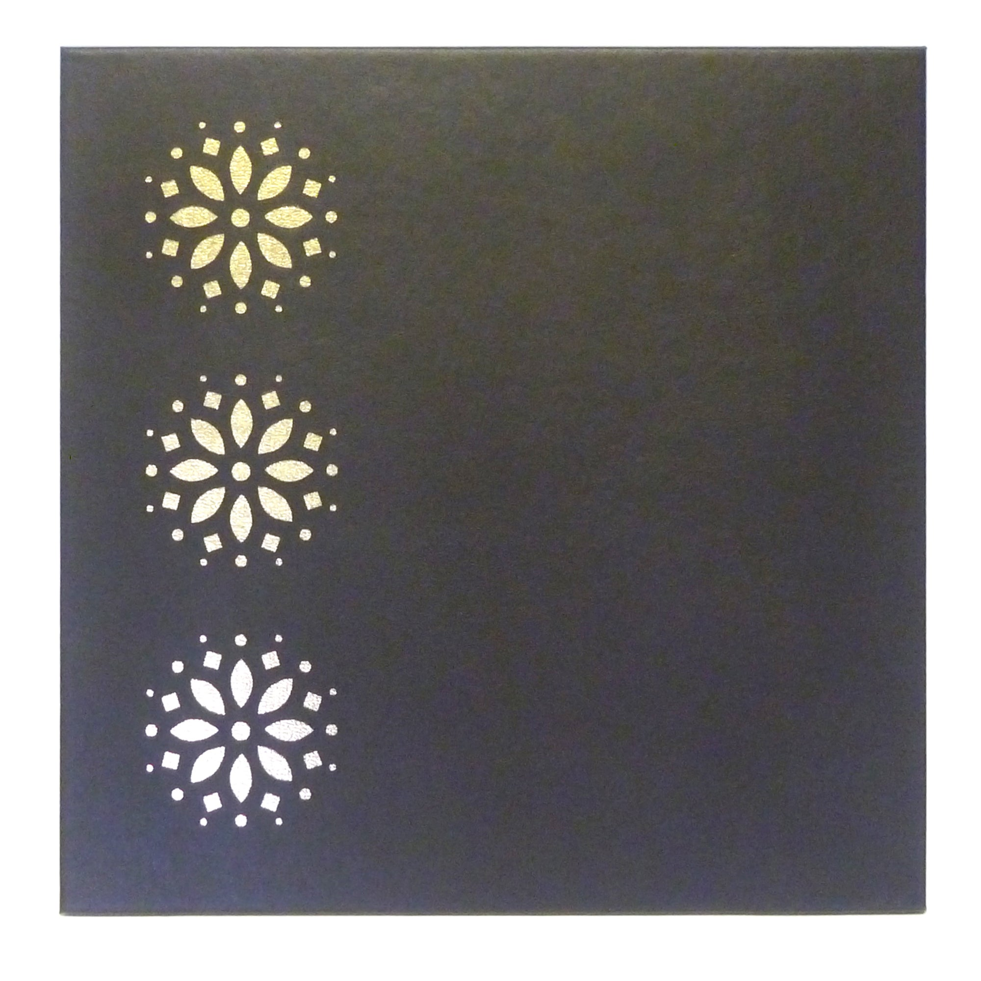 Brown Morrocan Collection Set Of Four Placemats