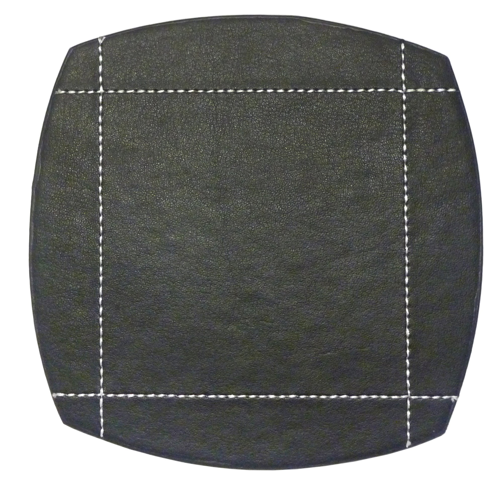 Black Pausa Collection Set of 4 Coasters