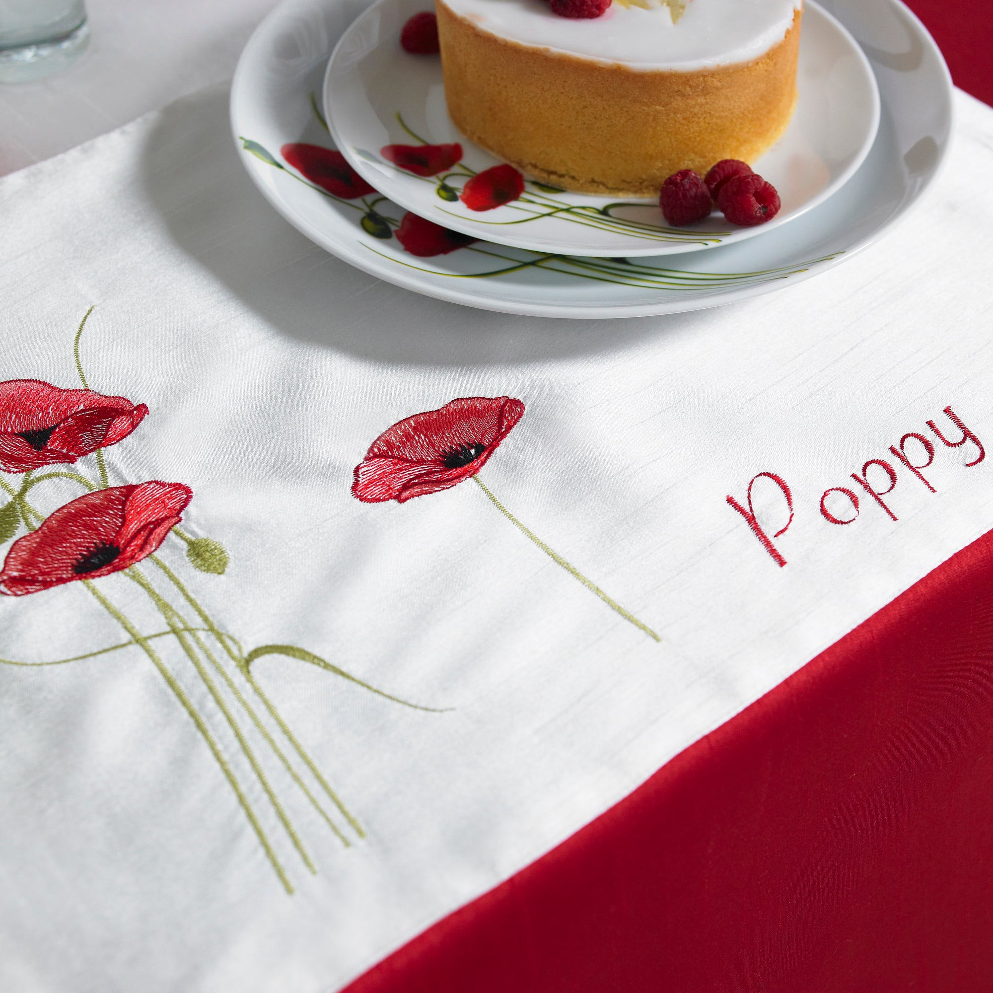 Poppy Collection Placemat