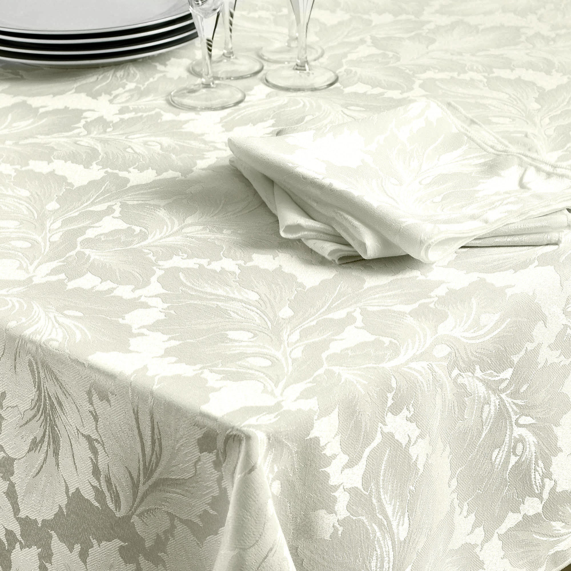 Turin Collection Square Tablecloth