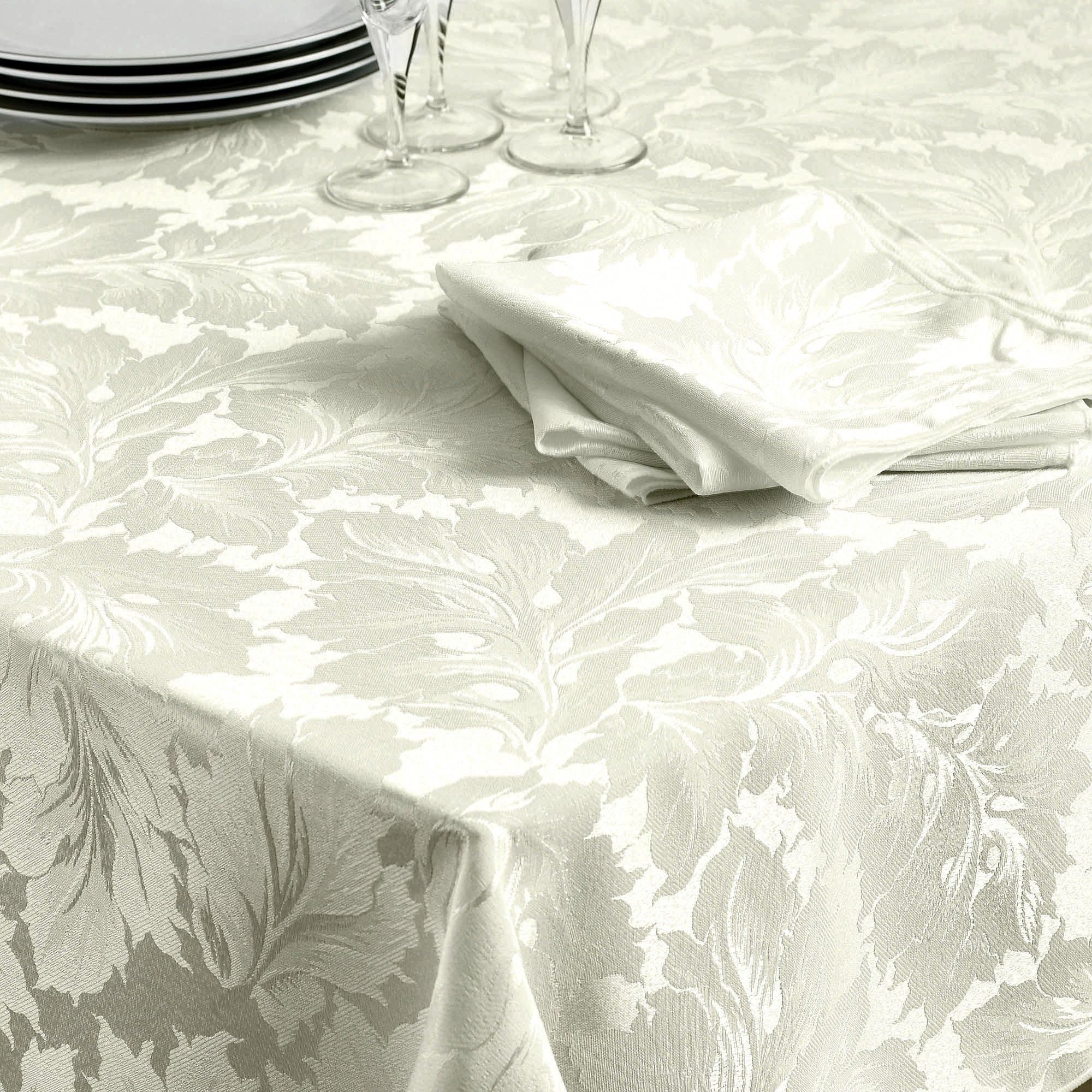 Turin Collection Rectangle Tablecloth
