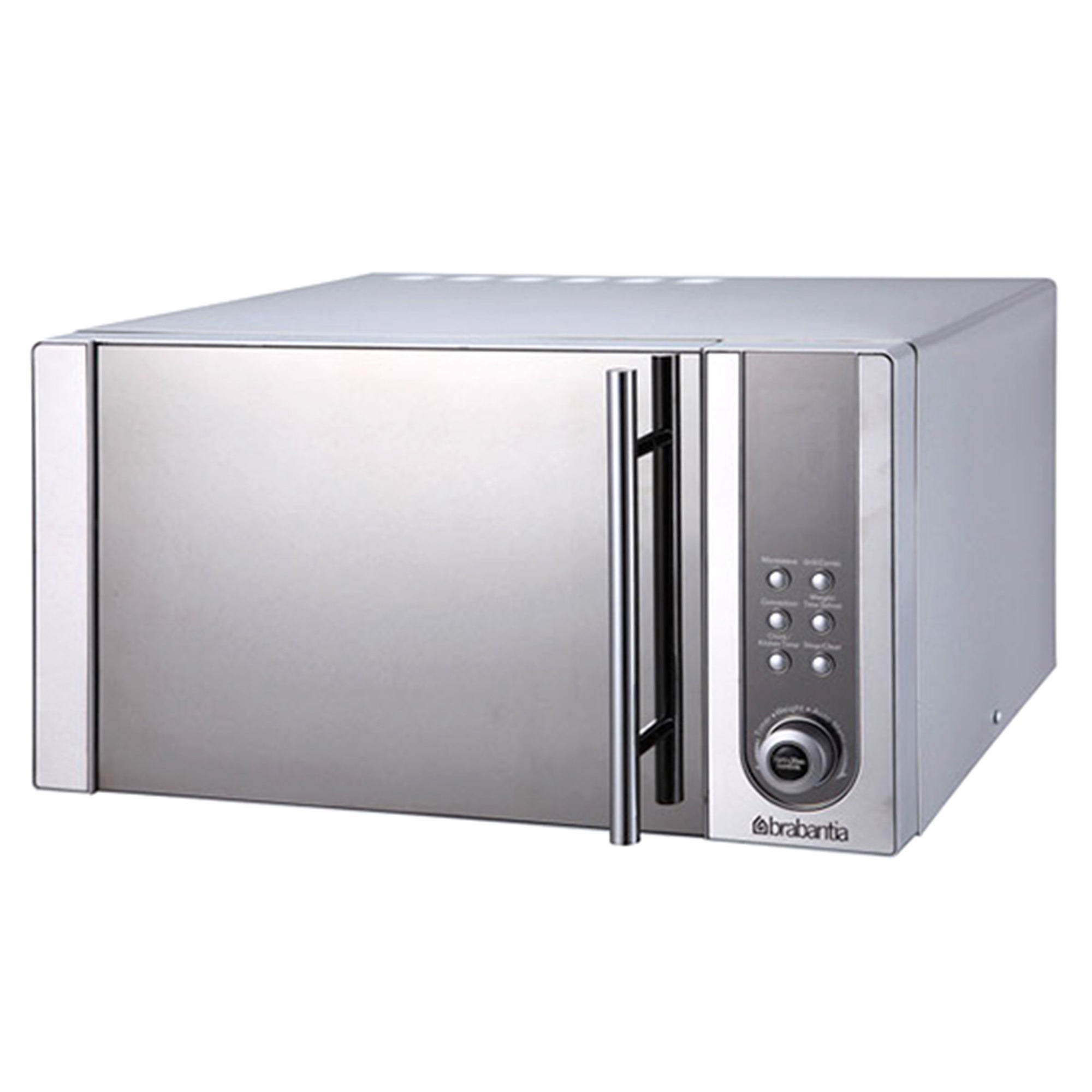Brabantia Stainless Steel Microwave and Grill