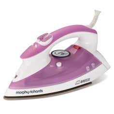 Morphy Richards 40421 Purple Breeze Steam Iron