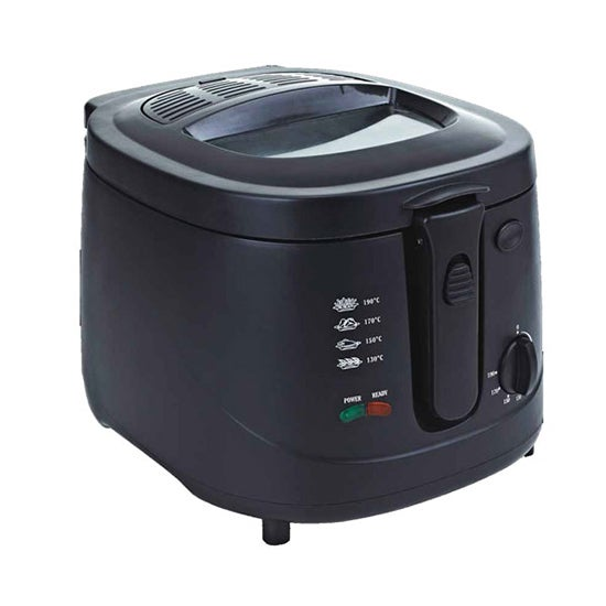 2.5 Litre Black Deep Fat Fryer