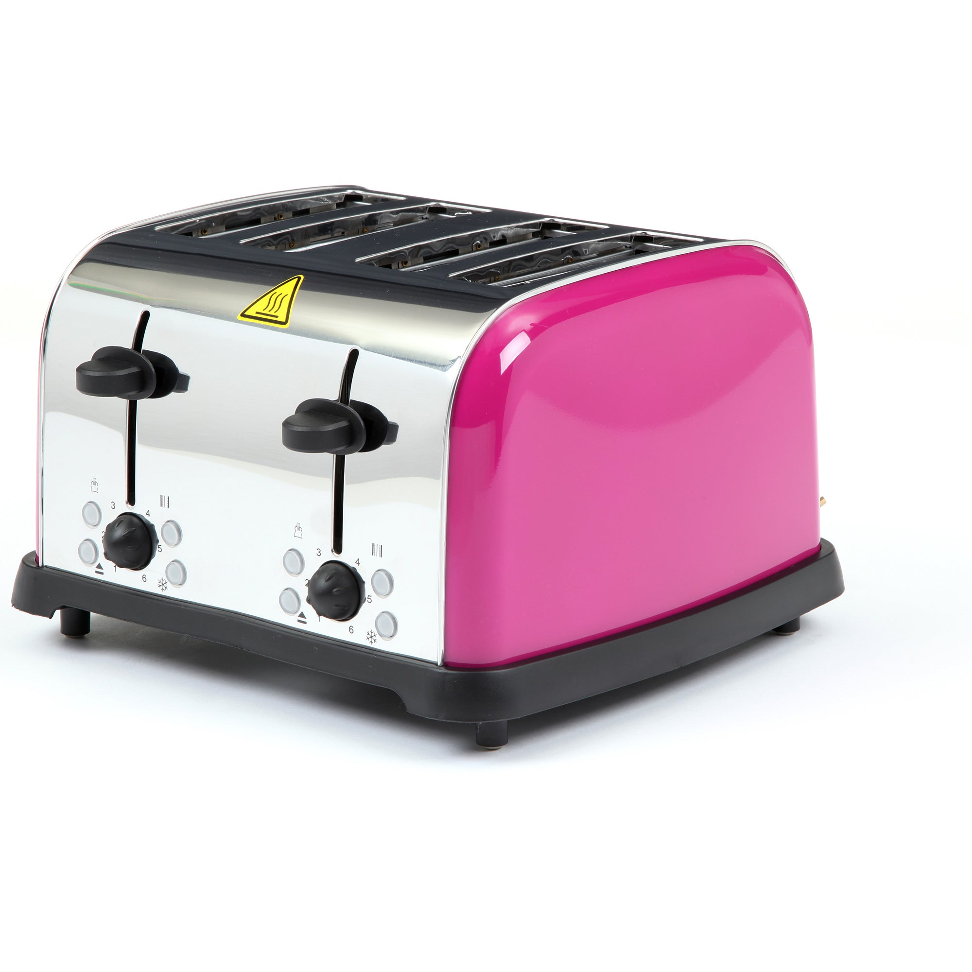 Raspberry Spectrum 4 Slice Toaster