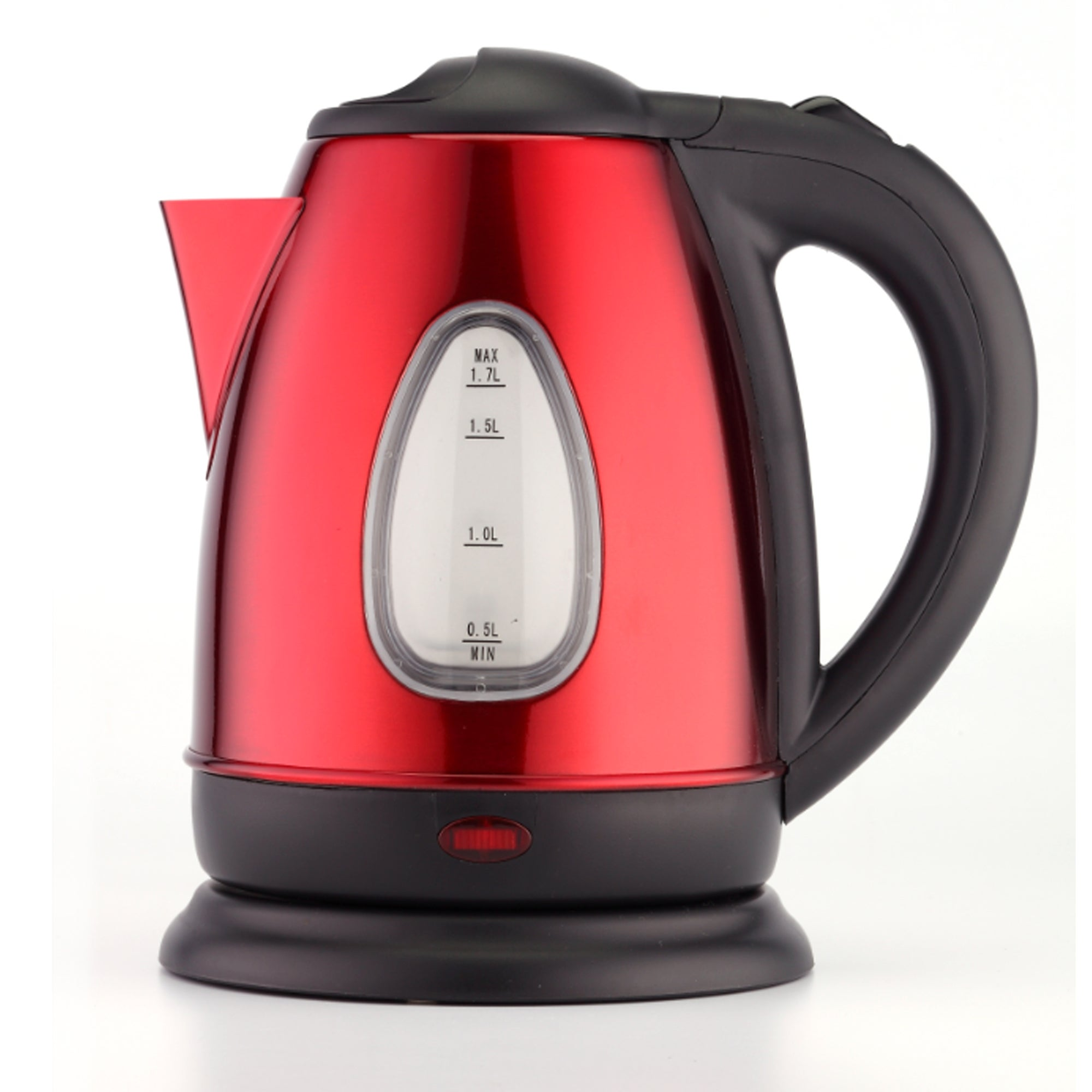 Red Spectrum Collection Kettle