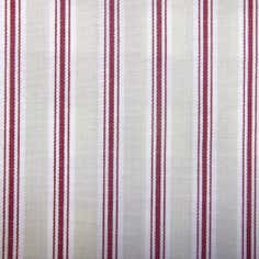 Rouge Bay Stripe Fabric