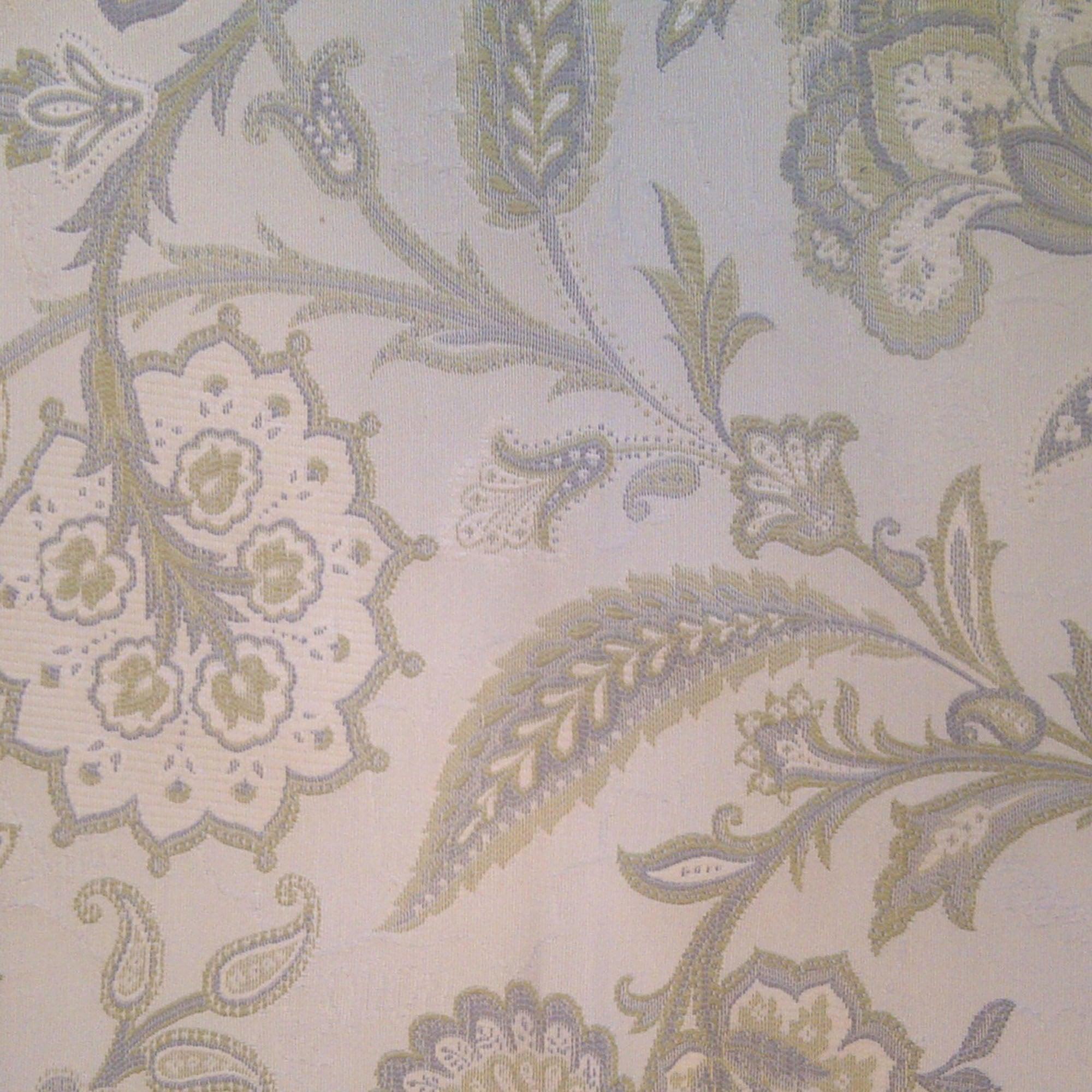 Green emily woven fabric dunelm for Space fabric dunelm