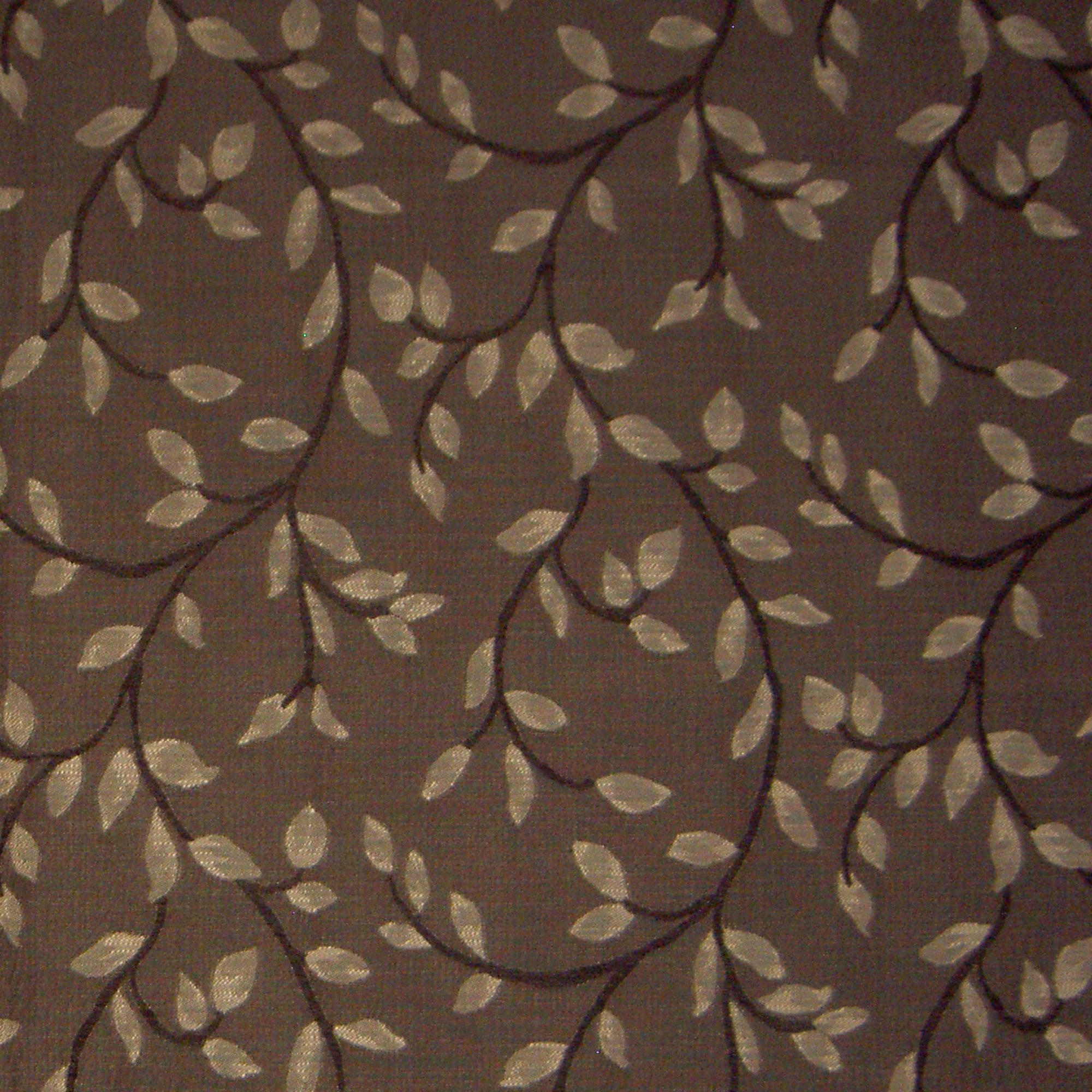 Chocolate Shelby Fabric