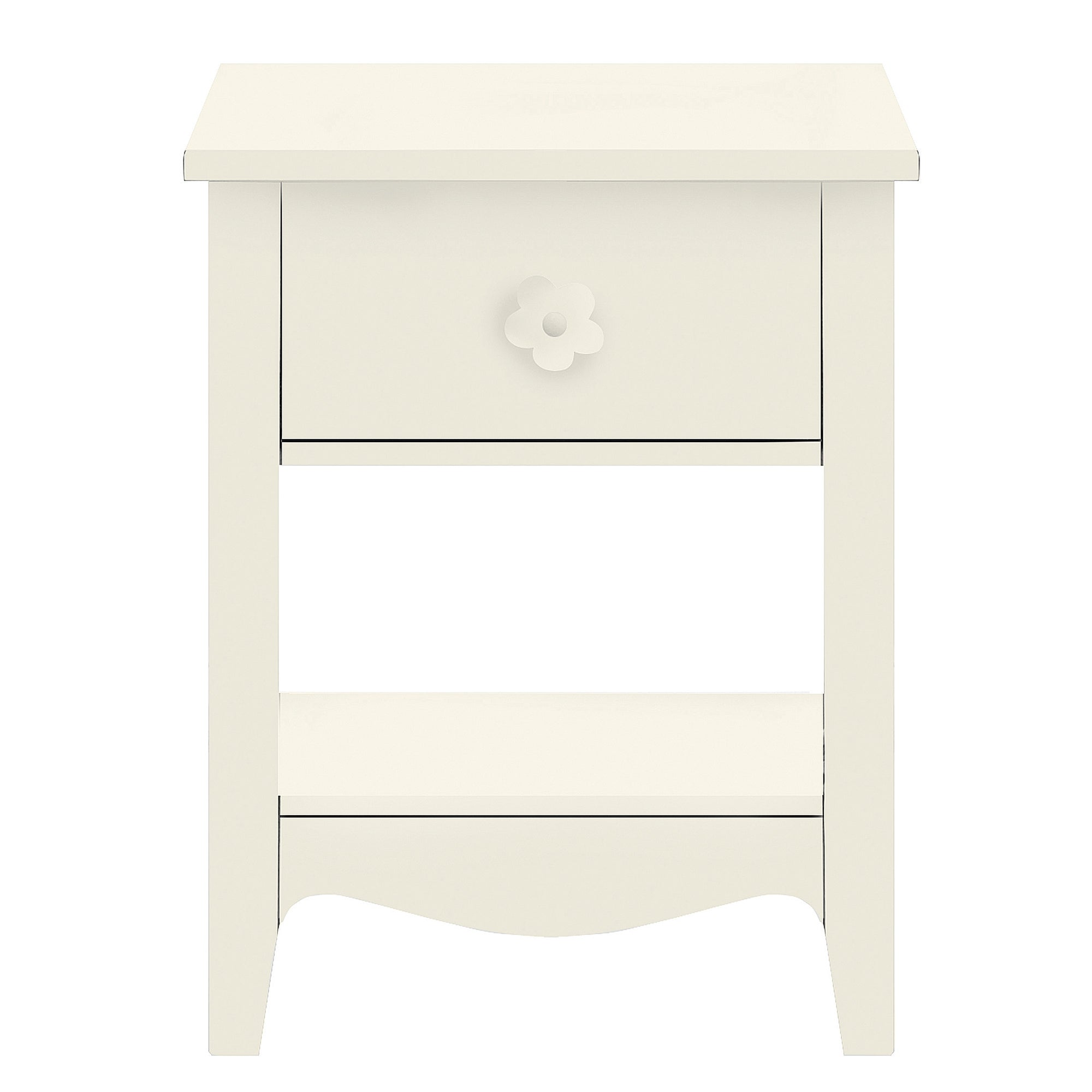 Kids Daisy 1 Drawer Bedside Unit