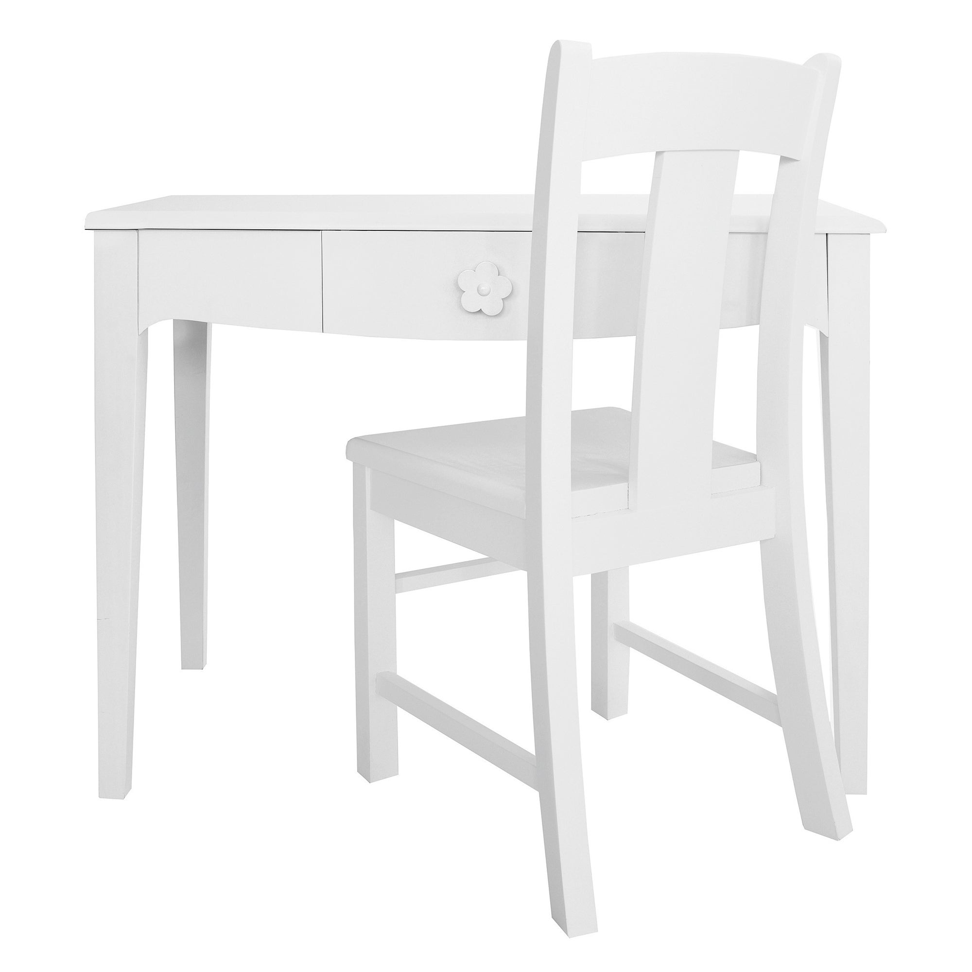Kids Daisy Desk and Chair