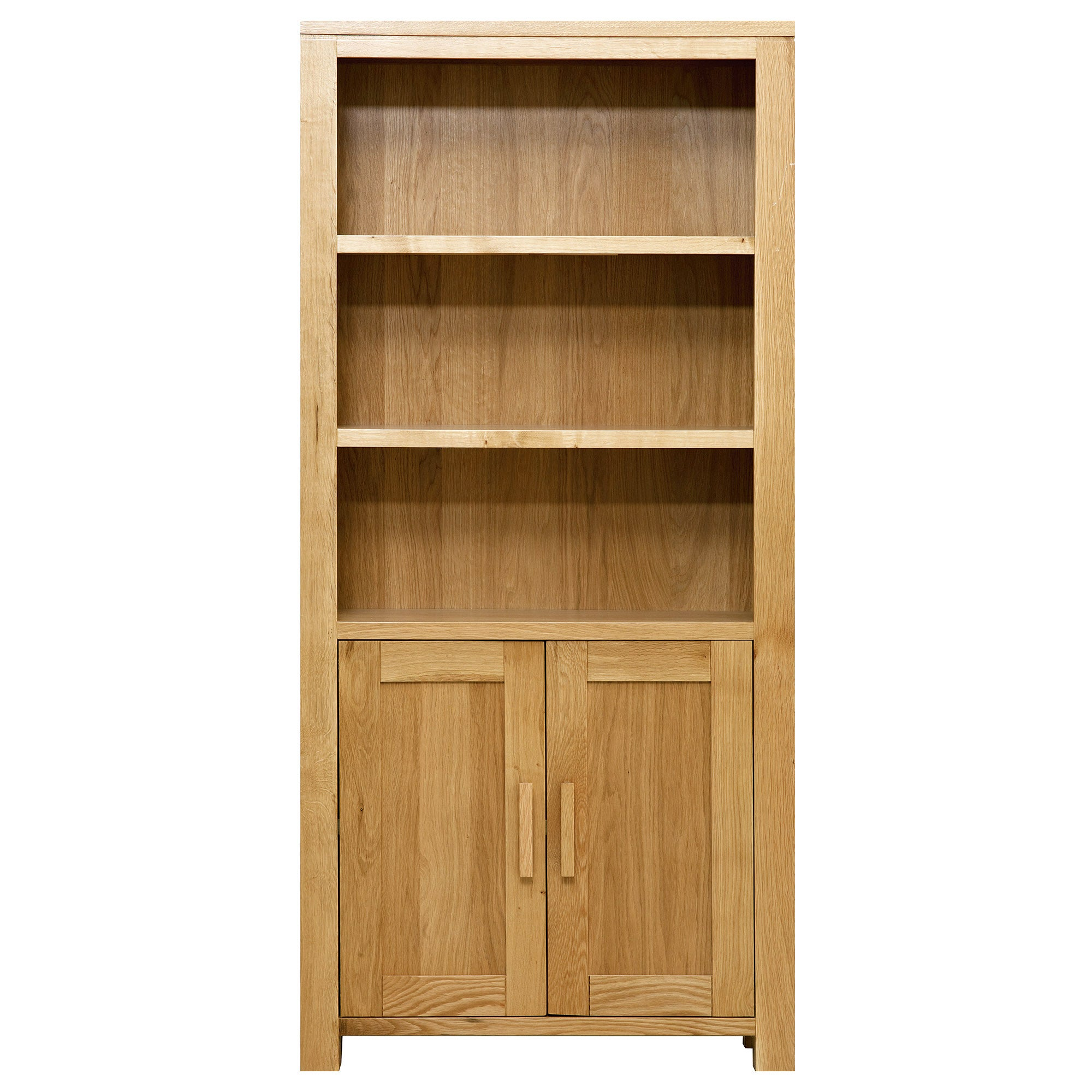 Seville Oak Bookcase